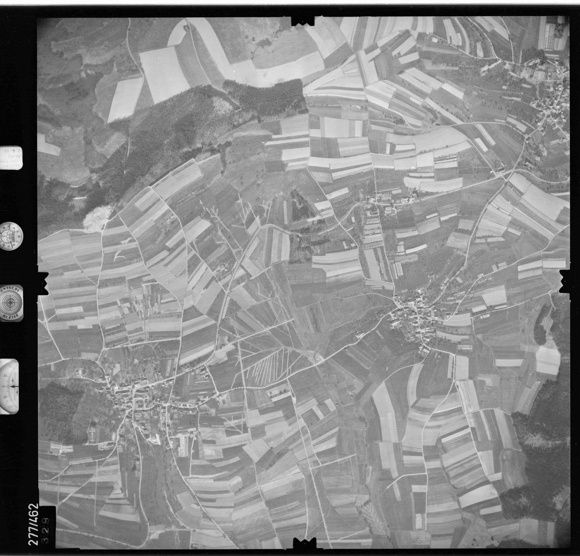 Luftbild: Film 81 Bildnr. 329, Bild 1
