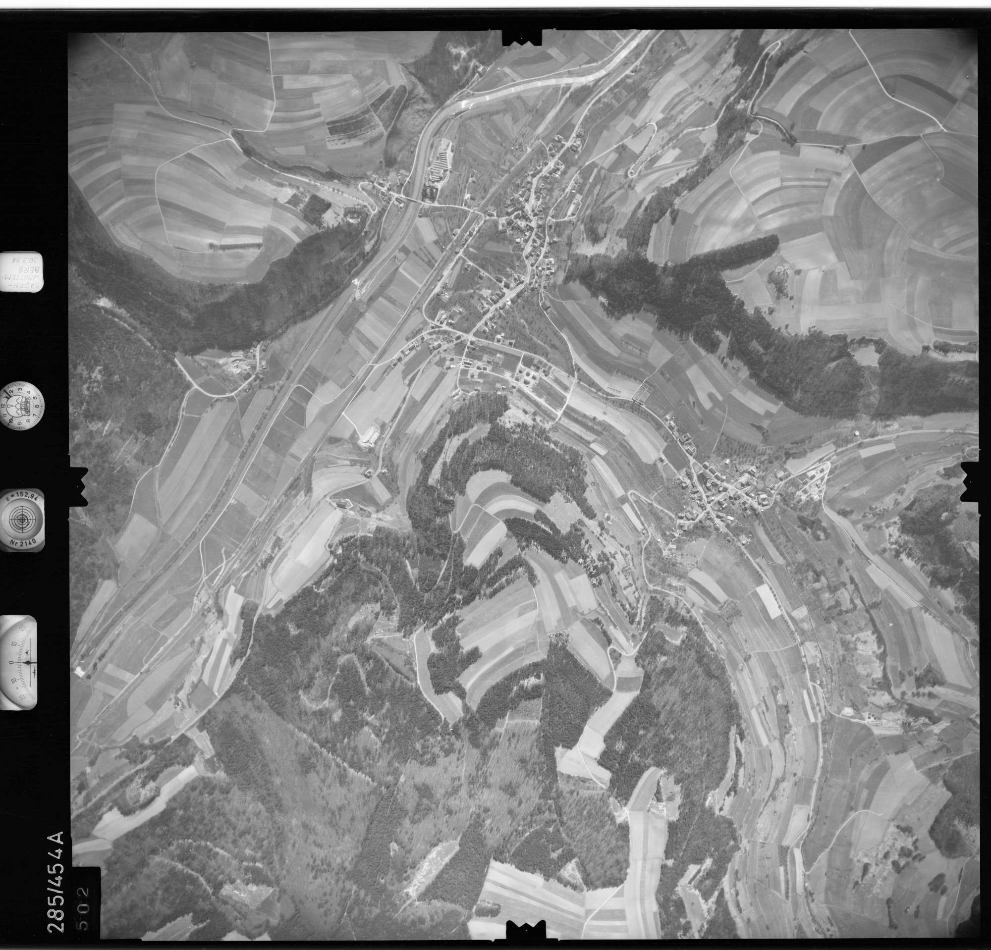 Luftbild: Film 79 Bildnr. 502, Bild 1