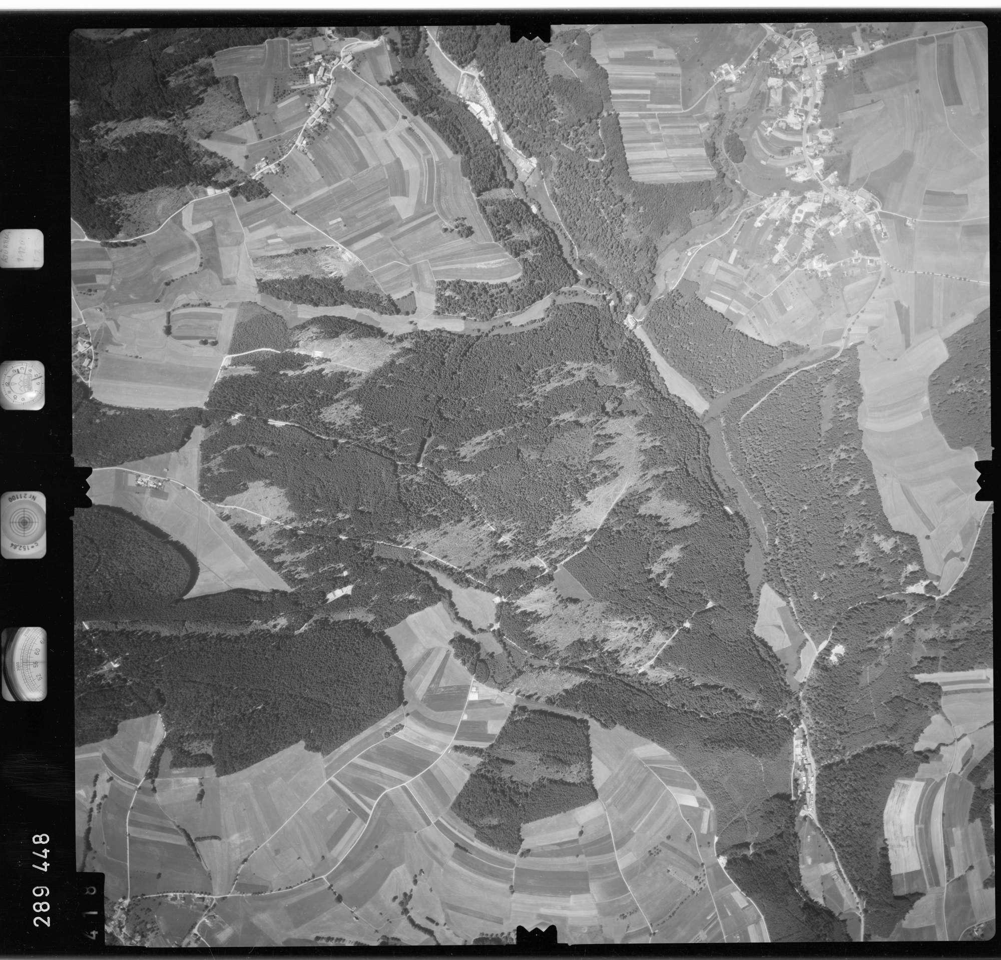 Luftbild: Film 72 Bildnr. 418, Bild 1