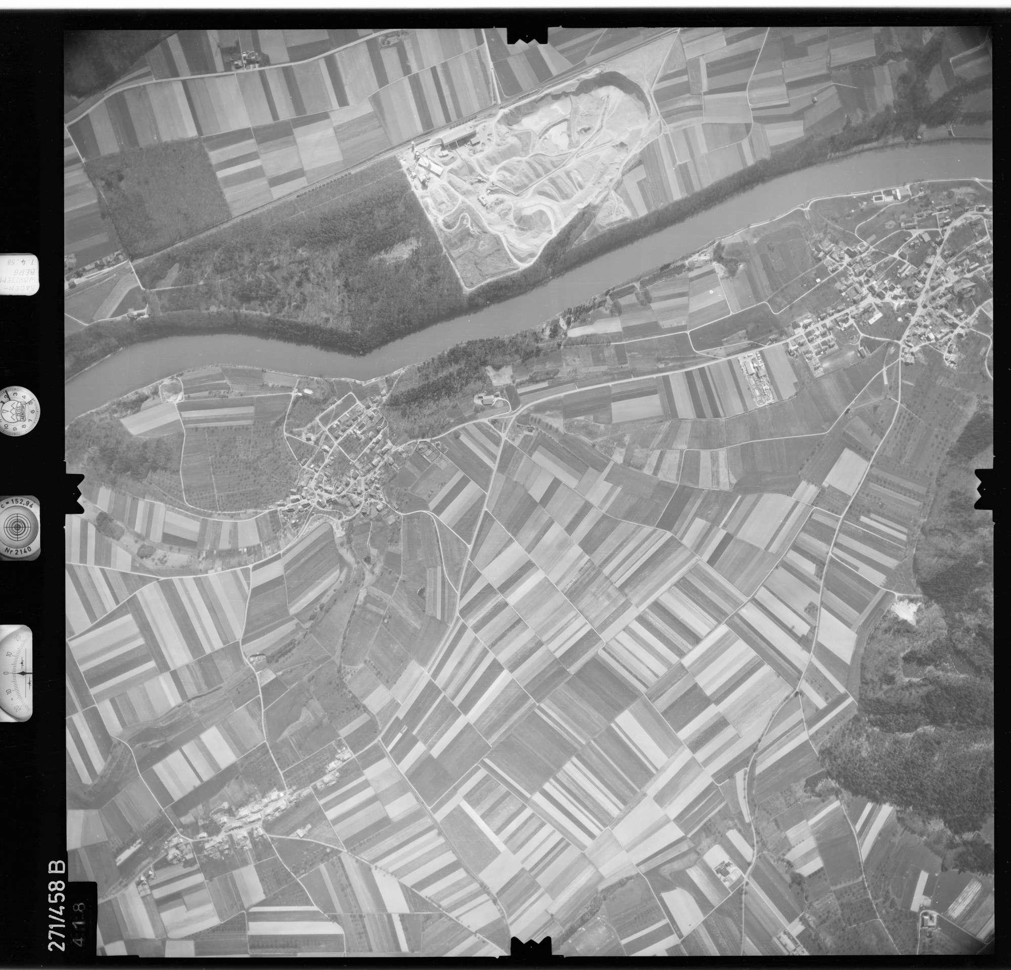 Luftbild: Film 81 Bildnr. 418, Bild 1