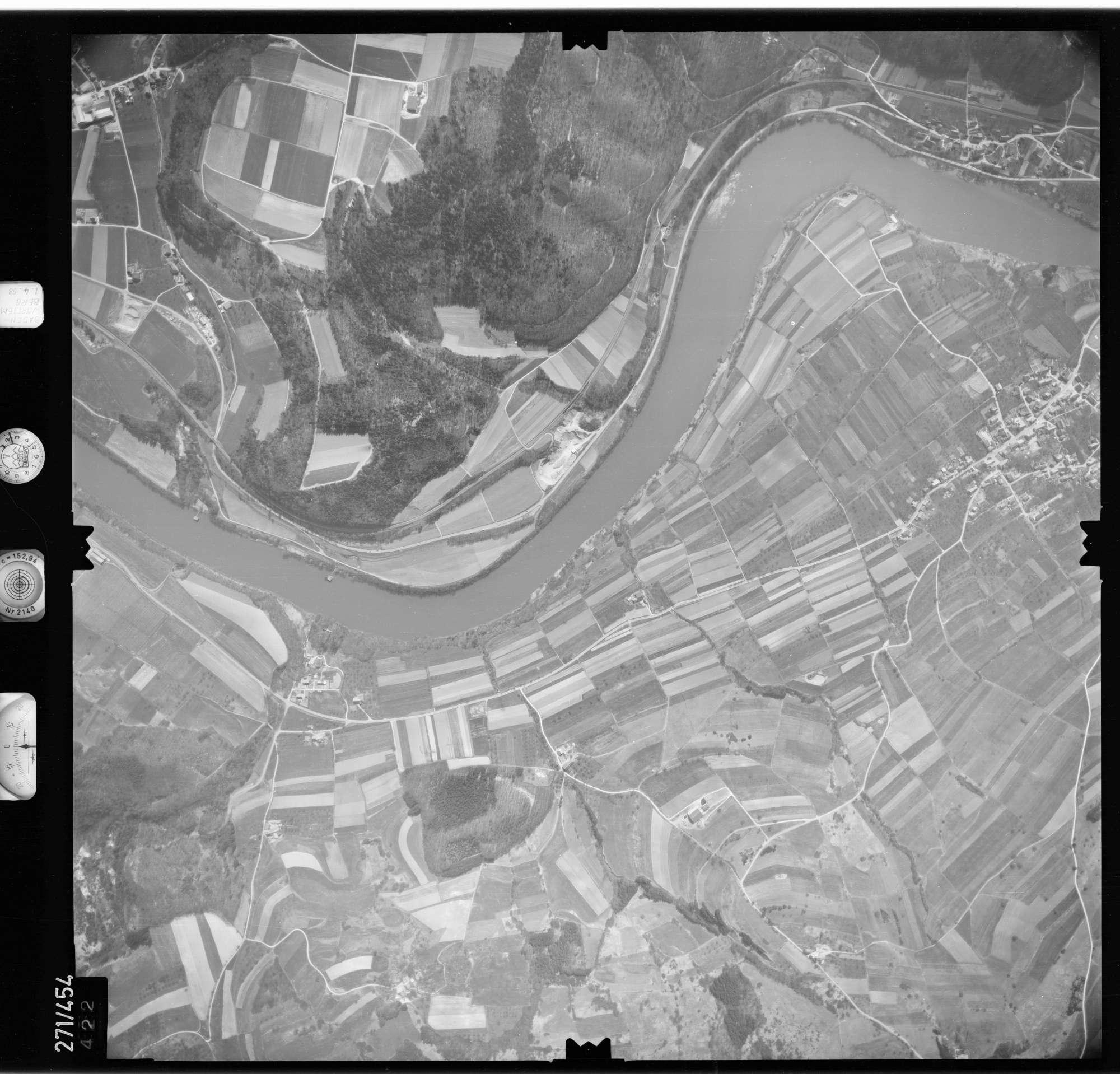 Luftbild: Film 81 Bildnr. 422, Bild 1