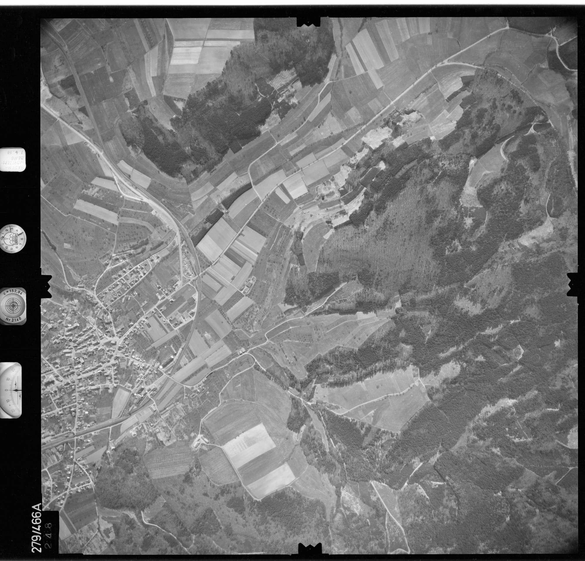 Luftbild: Film 78 Bildnr. 248, Bild 1