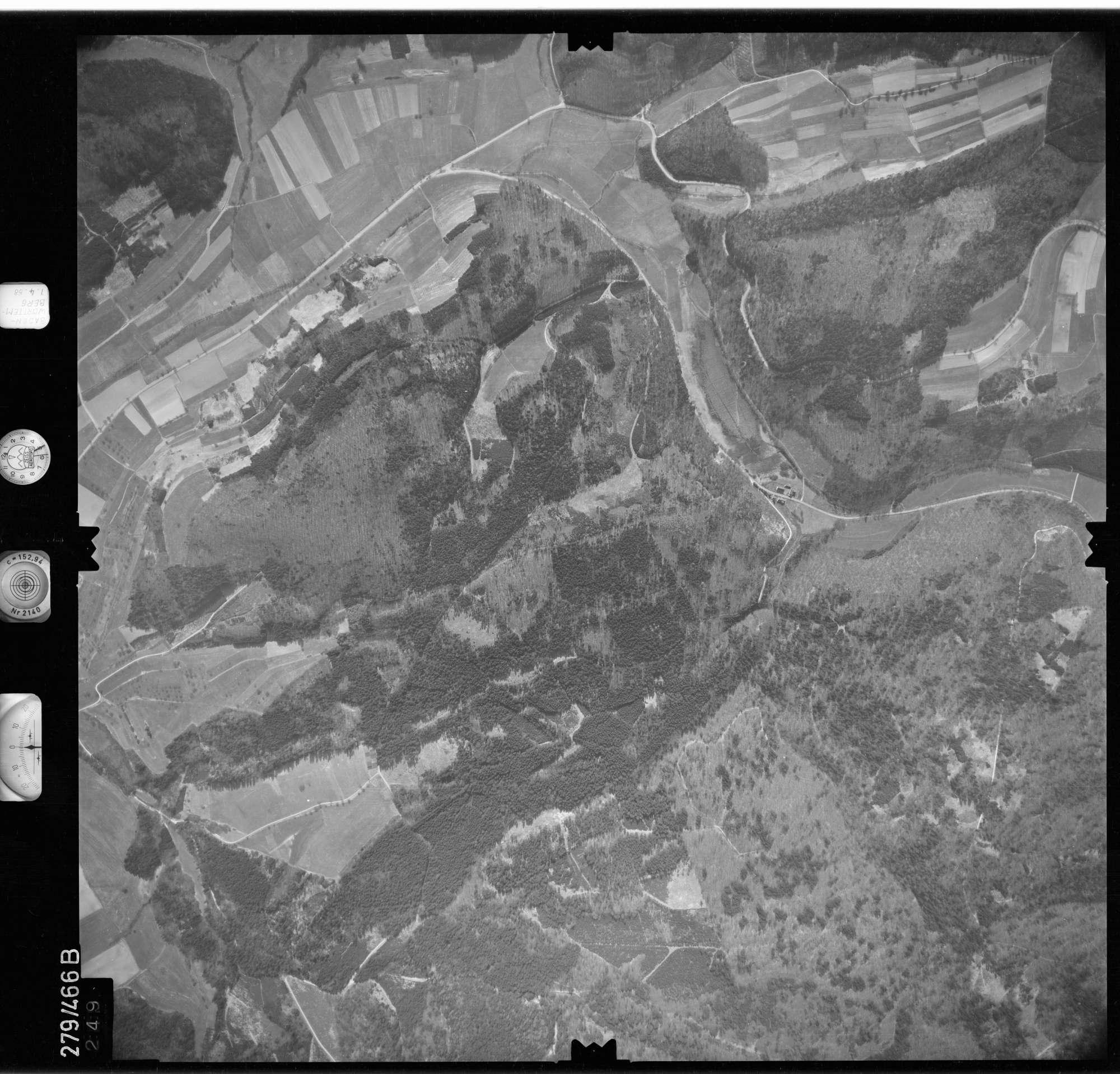 Luftbild: Film 78 Bildnr. 249, Bild 1