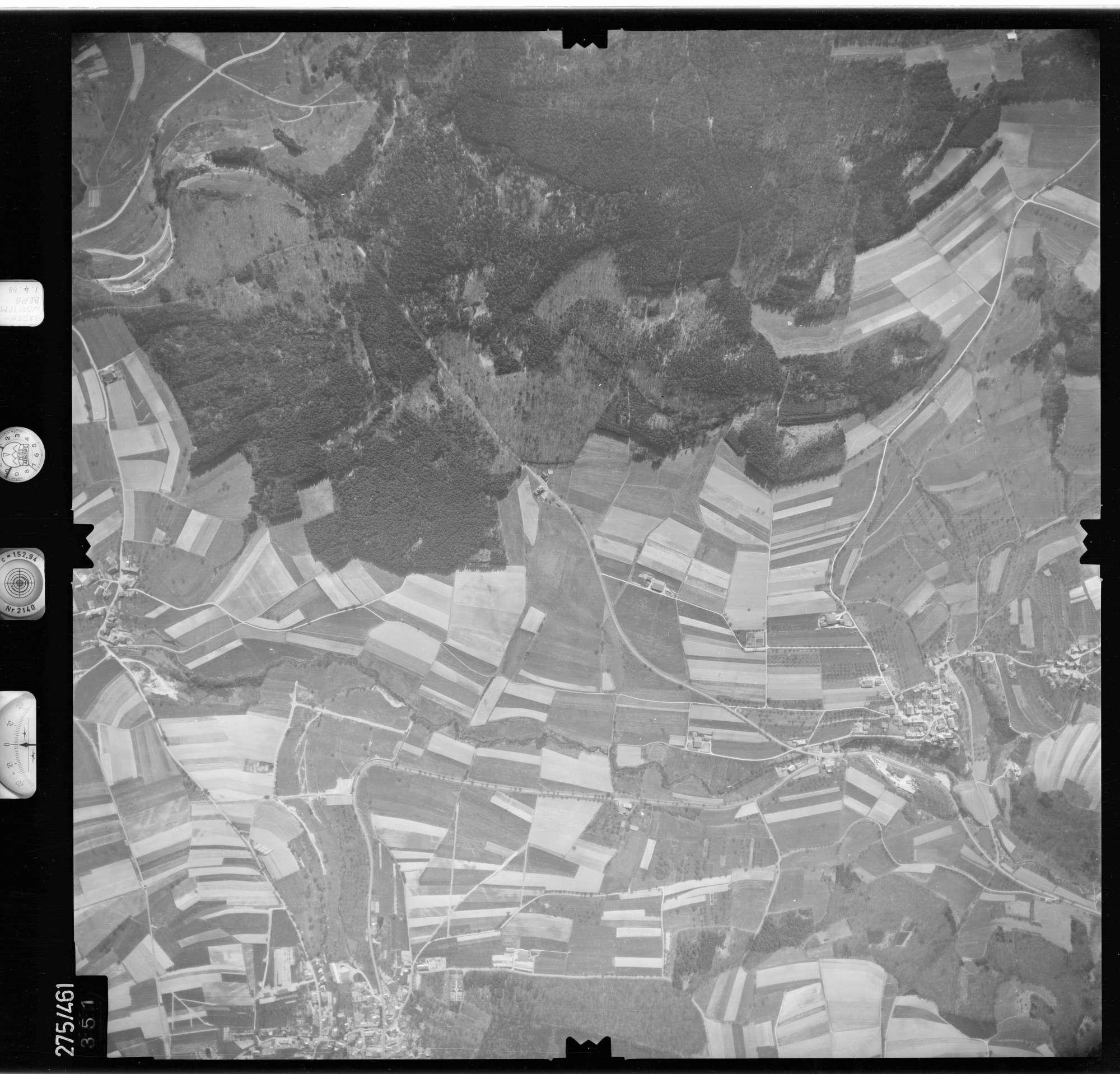 Luftbild: Film 81 Bildnr. 351, Bild 1