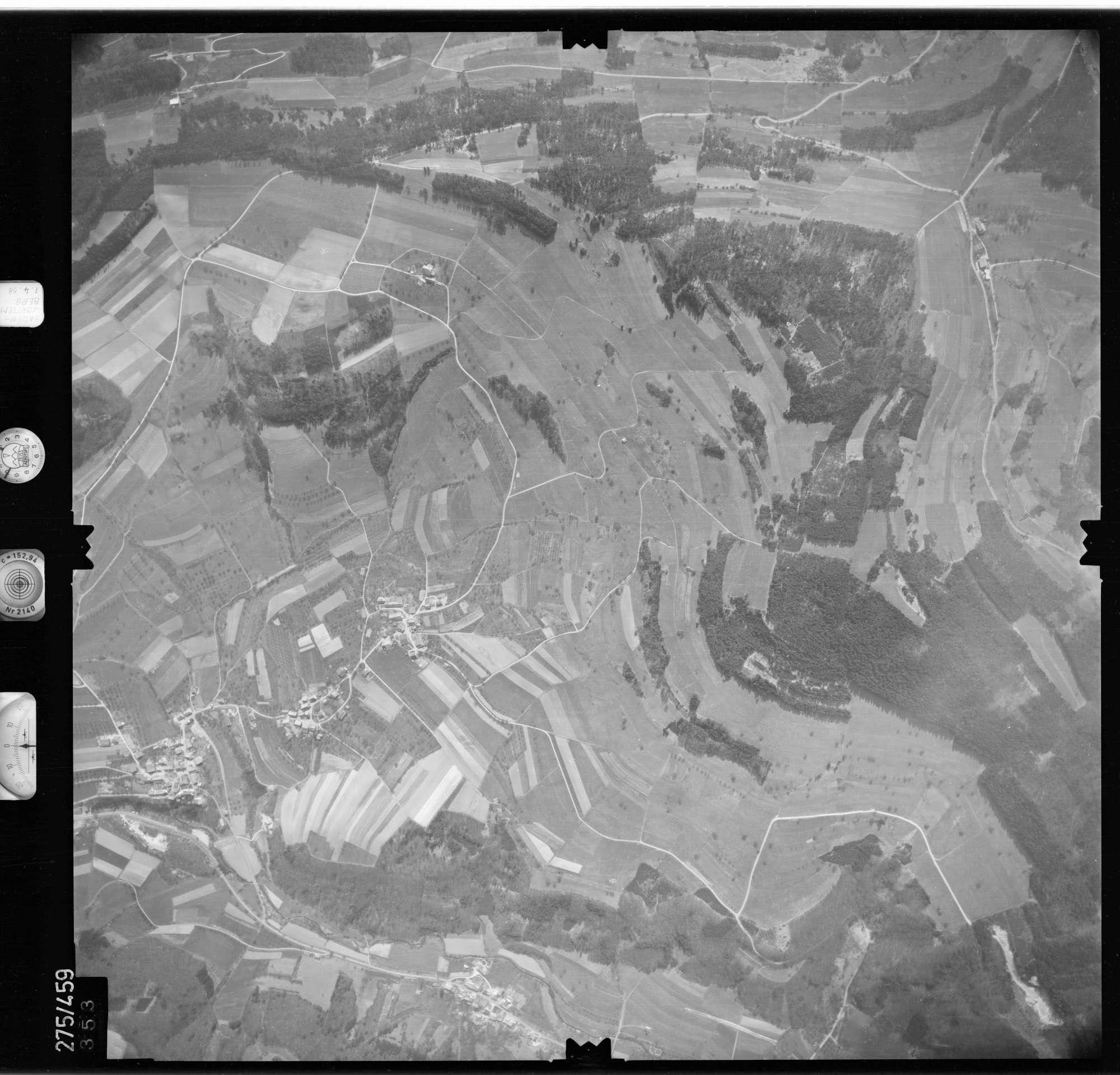 Luftbild: Film 81 Bildnr. 353, Bild 1