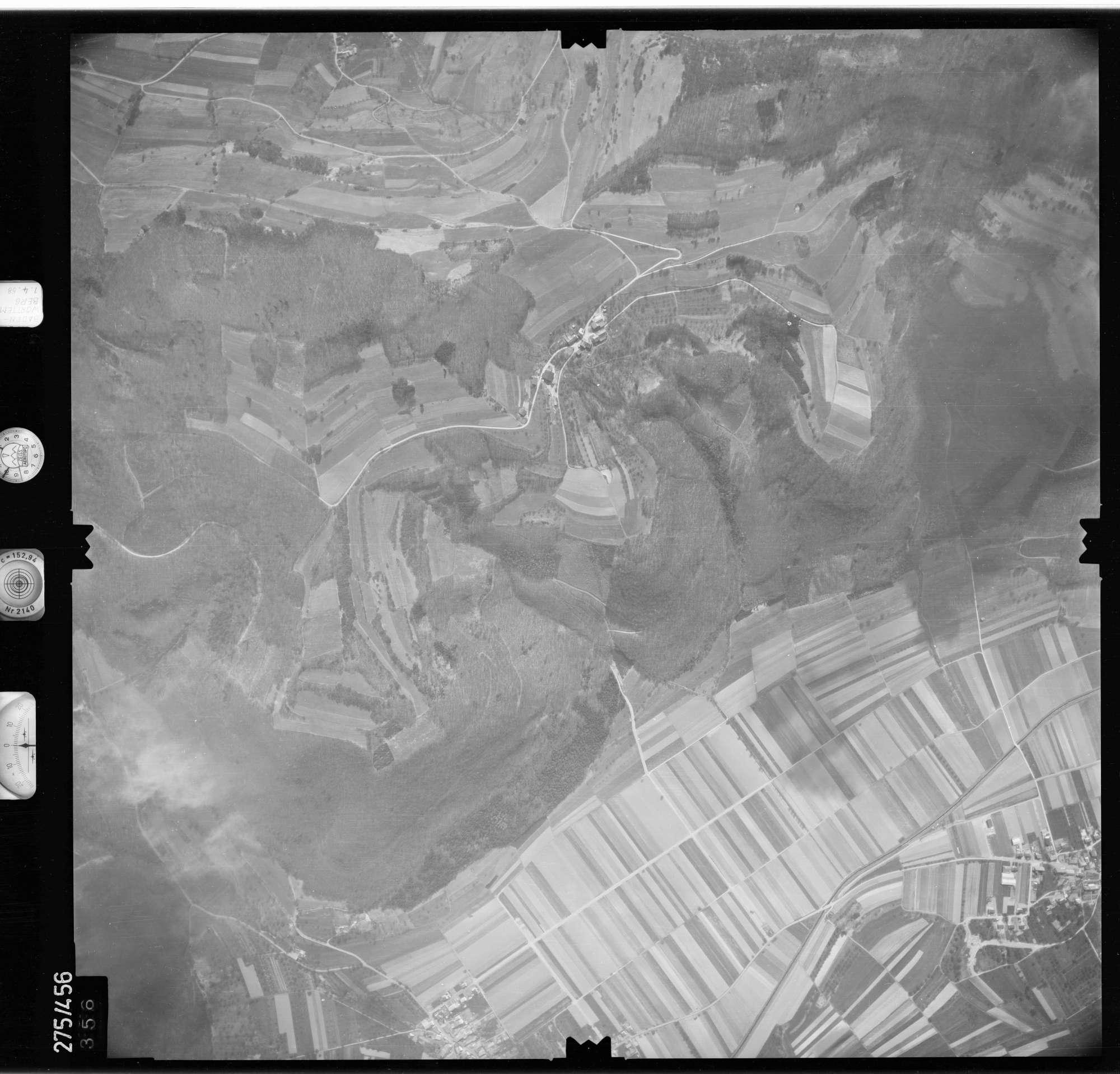 Luftbild: Film 81 Bildnr. 356, Bild 1