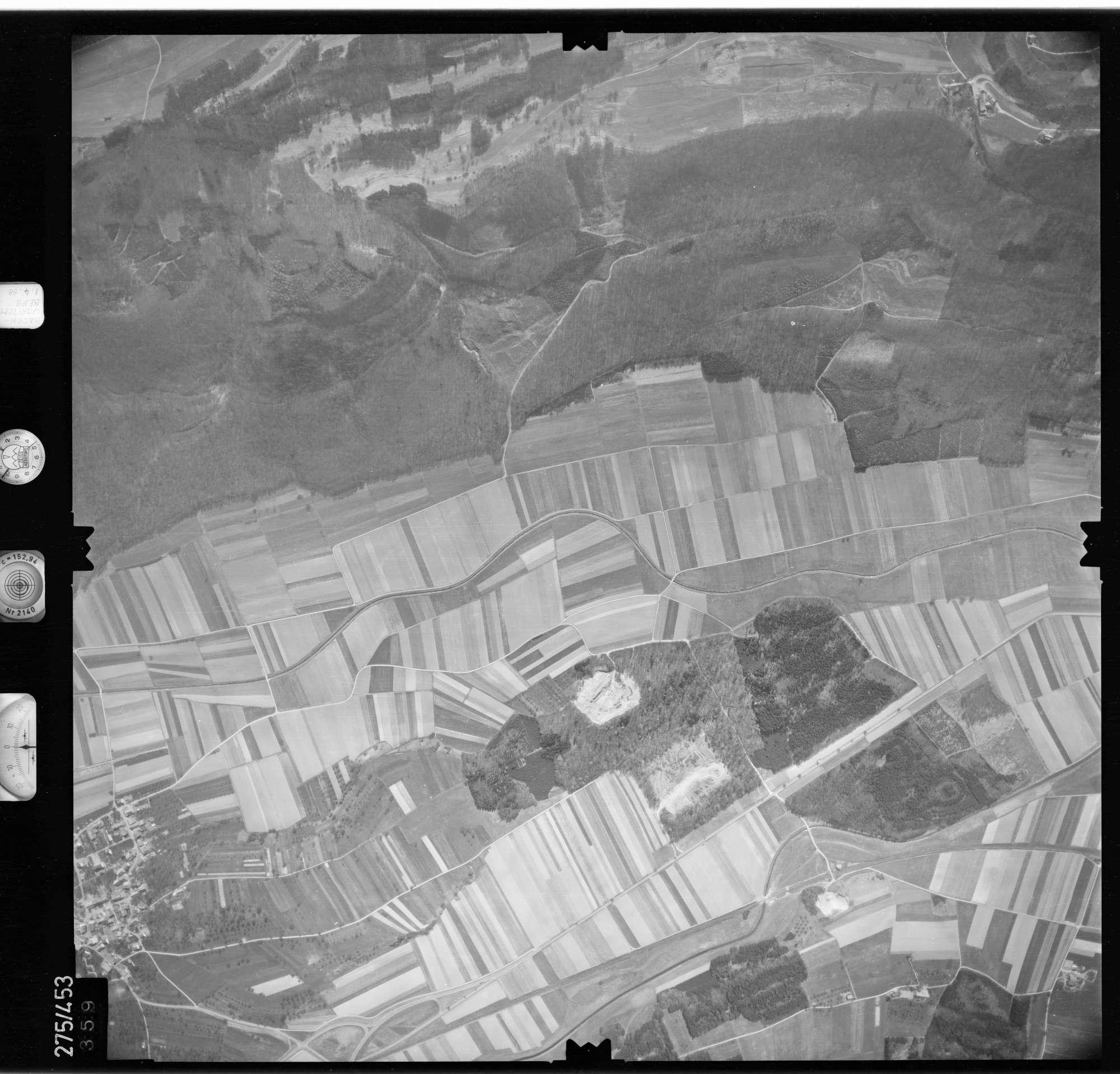 Luftbild: Film 81 Bildnr. 359, Bild 1