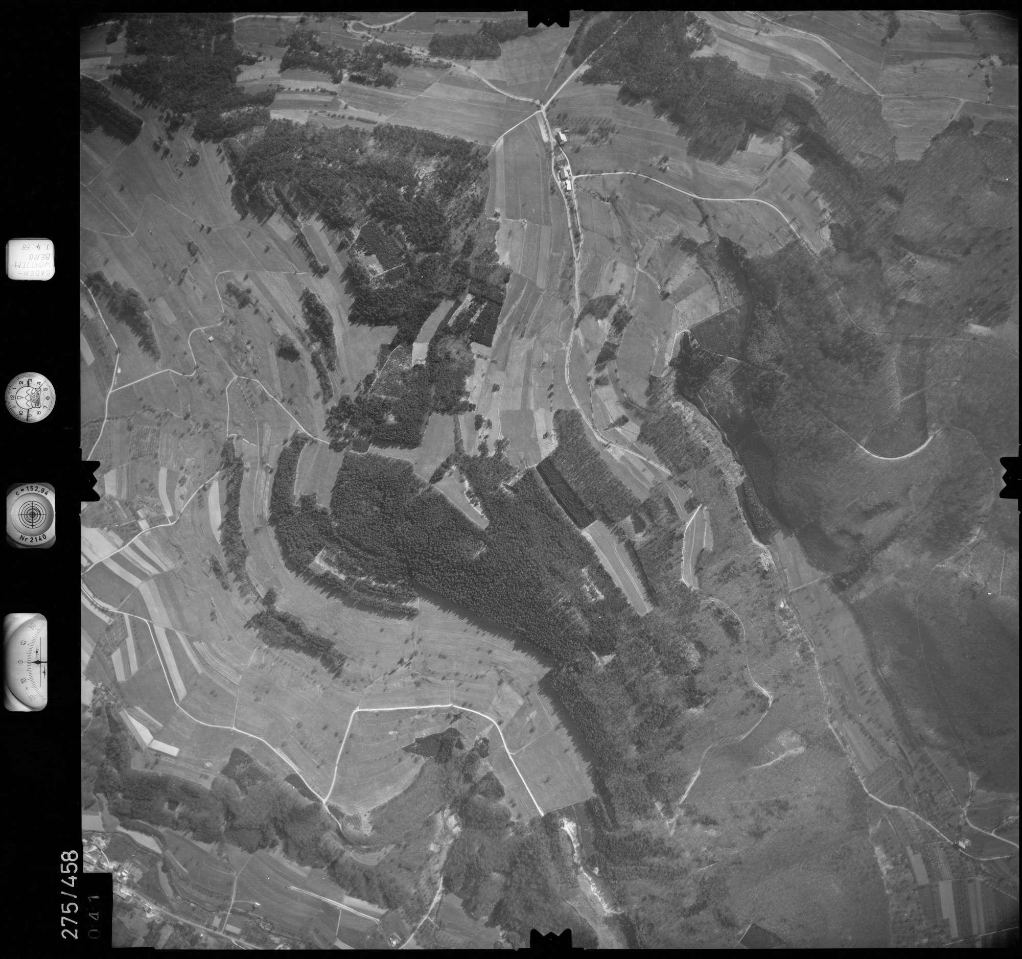 Luftbild: Film 83 Bildnr. 41, Bild 1