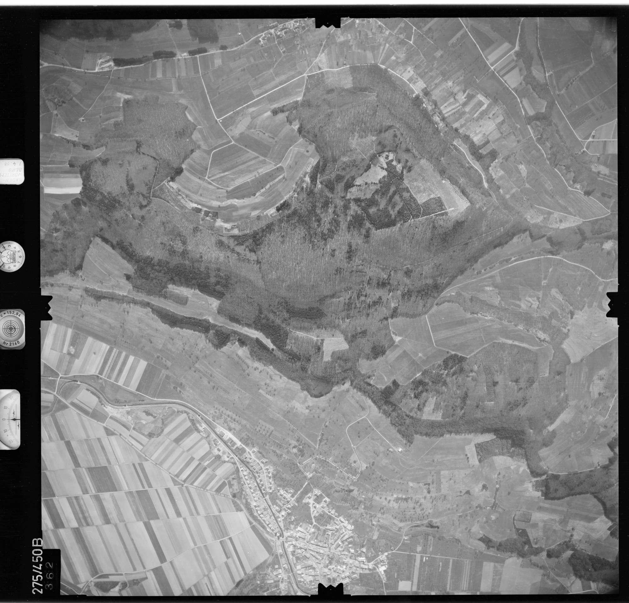 Luftbild: Film 81 Bildnr. 362, Bild 1