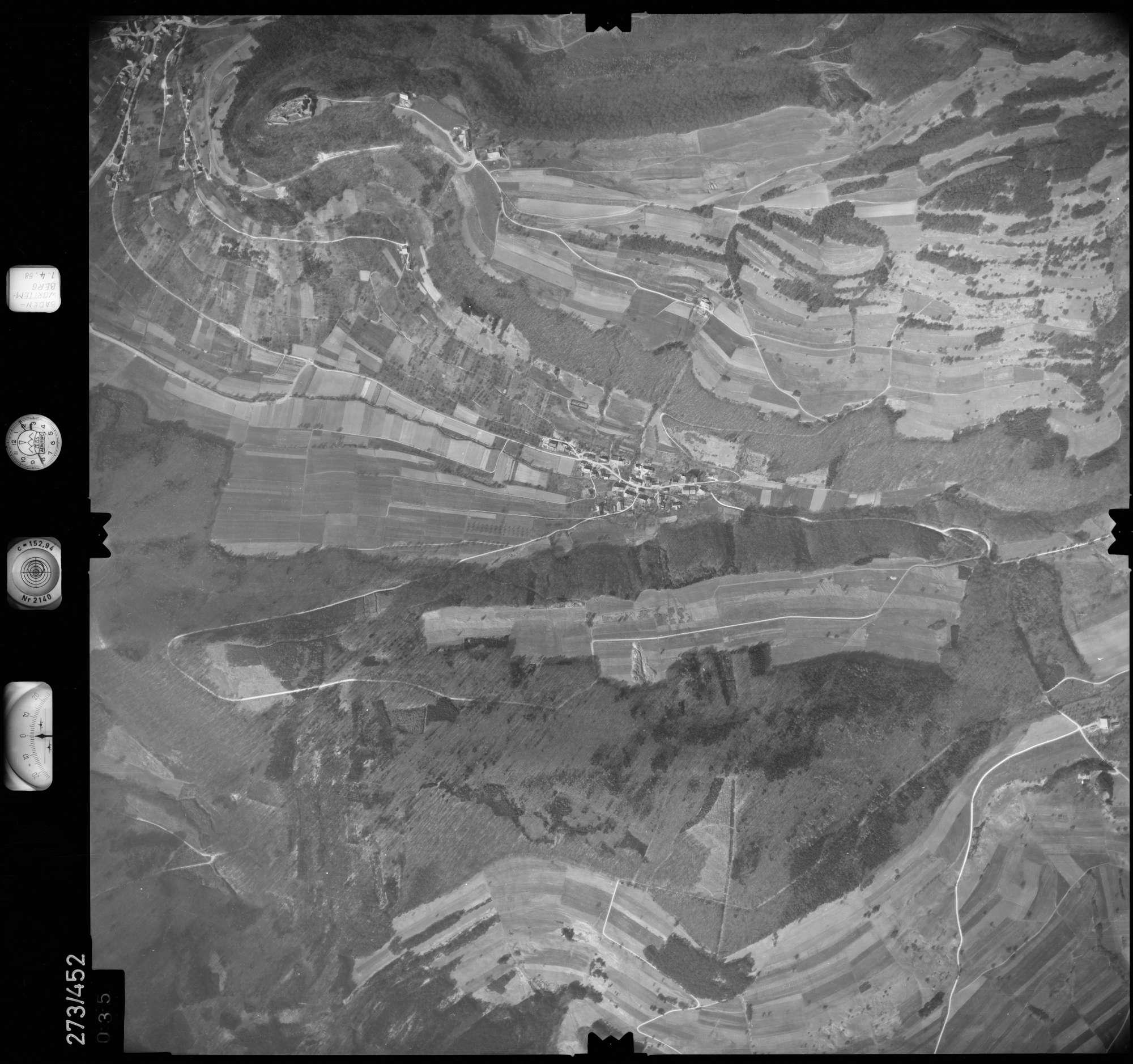 Luftbild: Film 83 Bildnr. 35, Bild 1