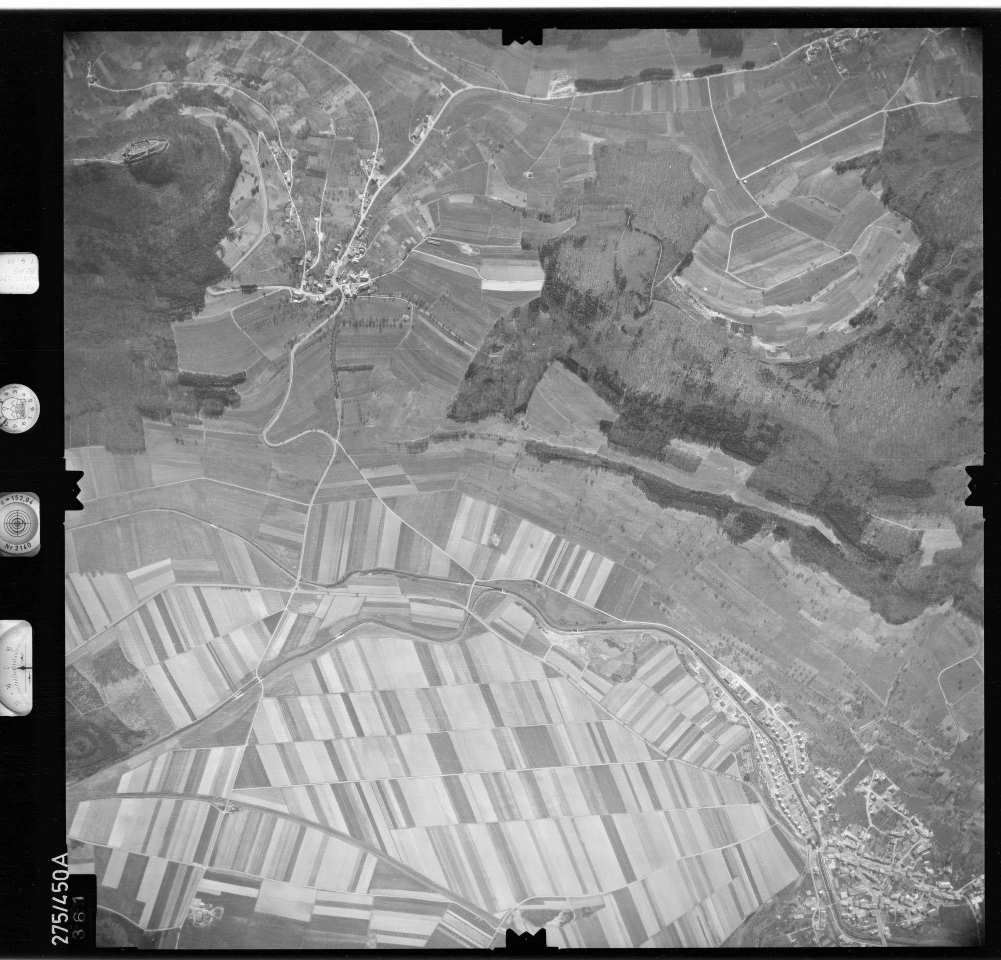 Luftbild: Film 81 Bildnr. 361, Bild 1