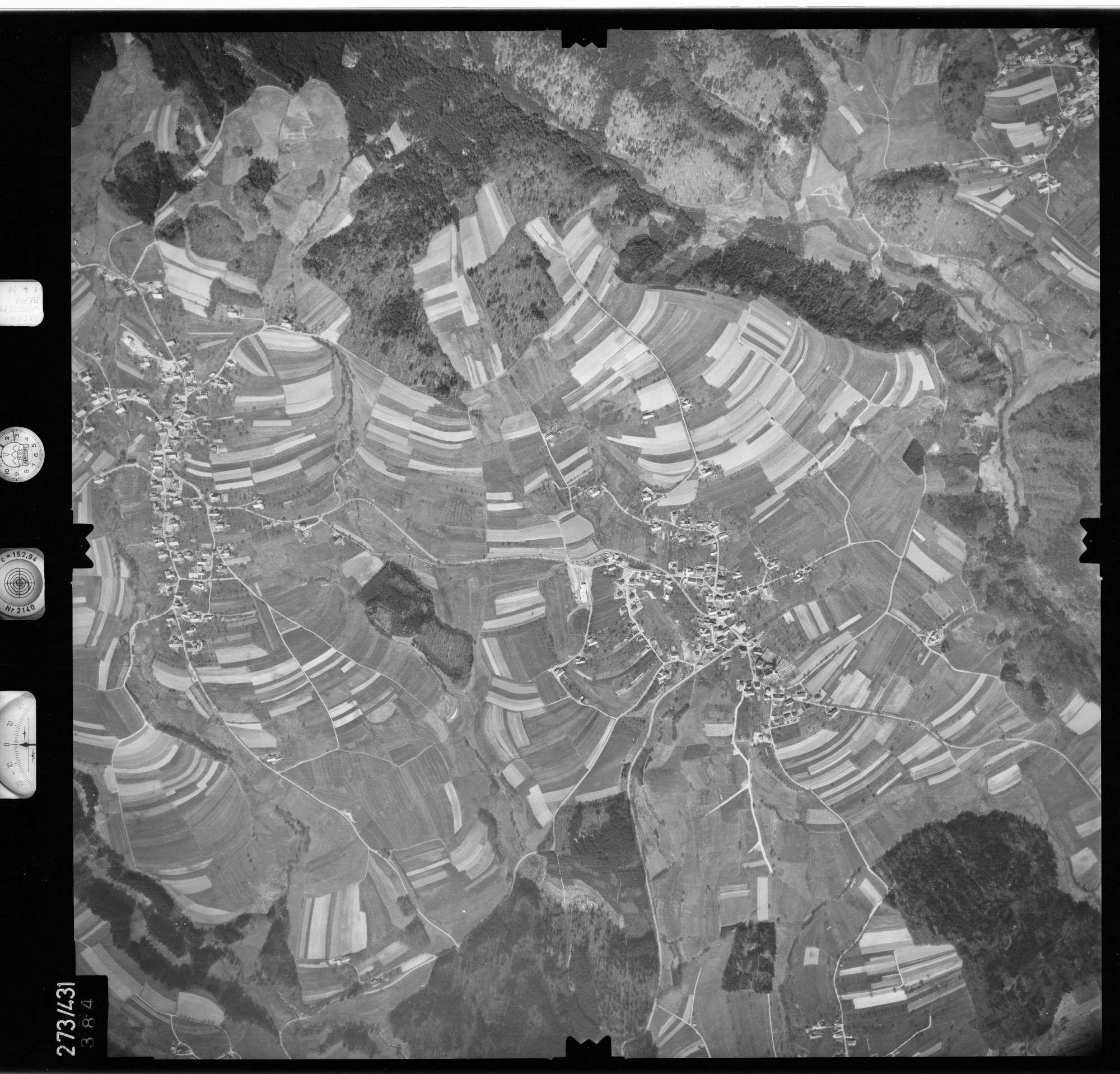 Luftbild: Film 81 Bildnr. 384, Bild 1