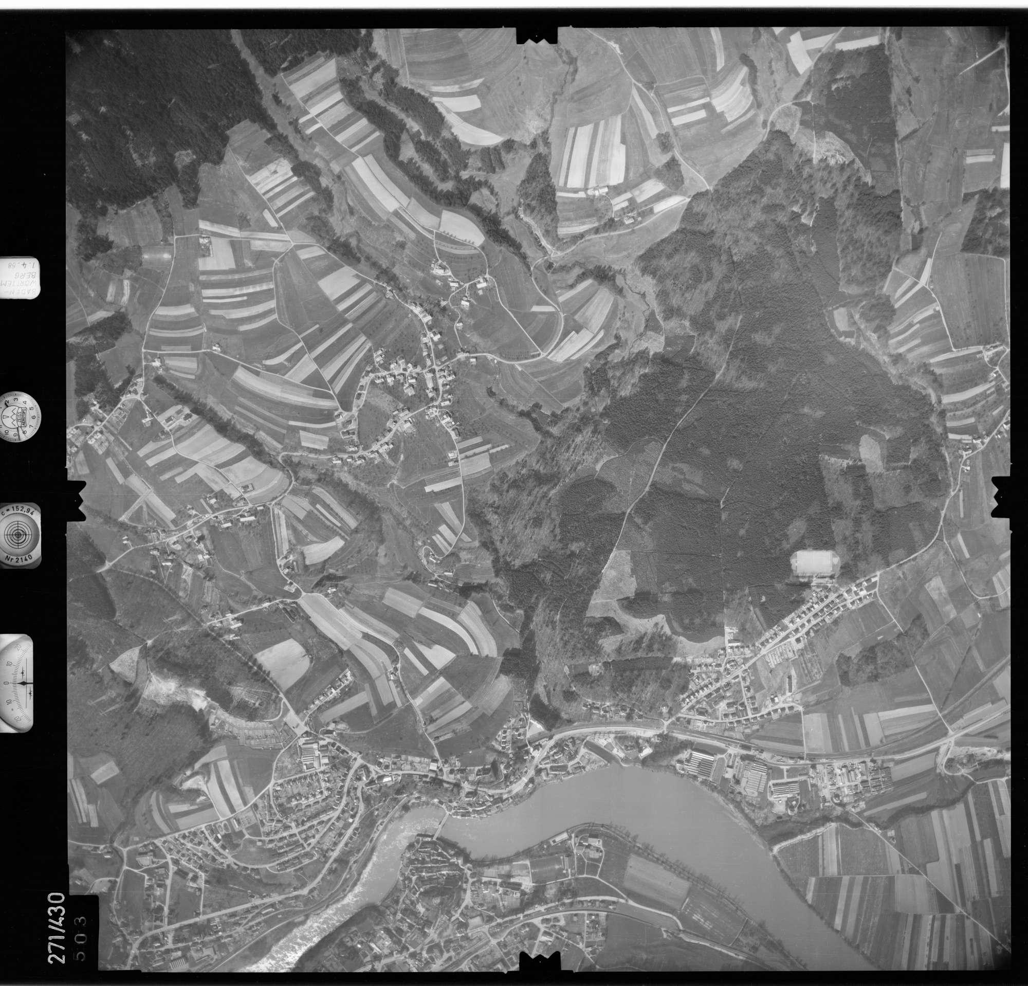 Luftbild: Film 81 Bildnr. 503, Bild 1