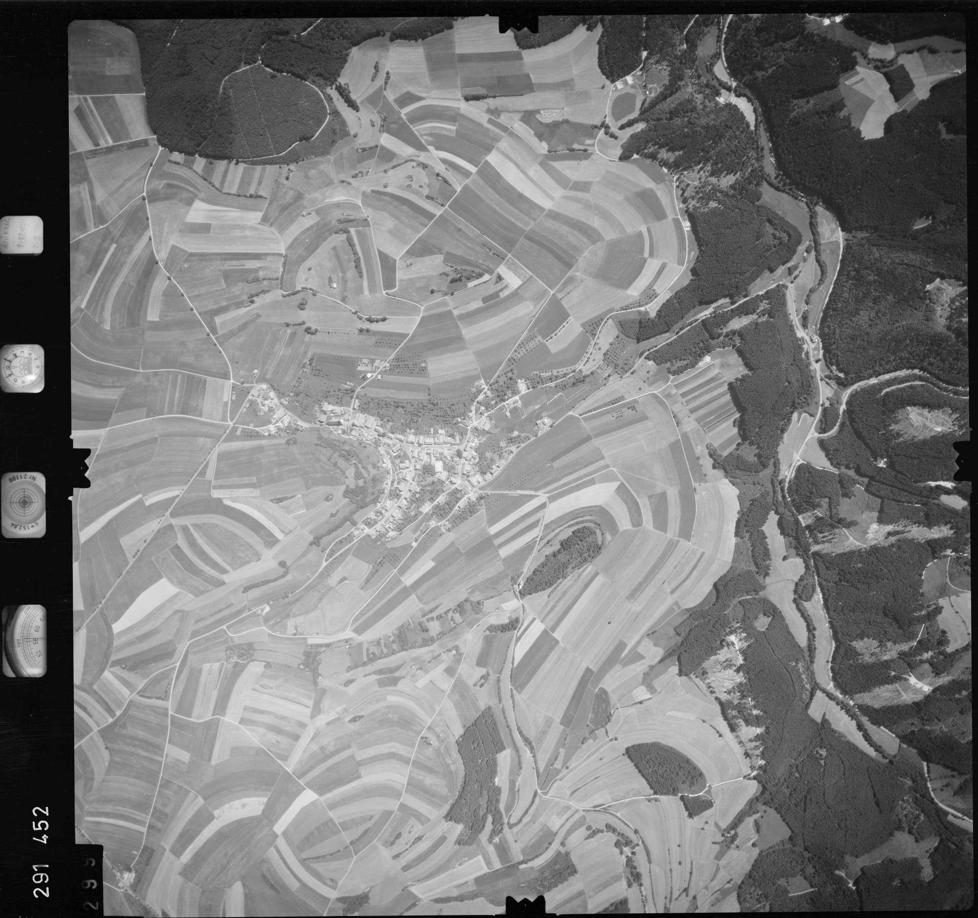Luftbild: Film 68 Bildnr. 299, Bild 1