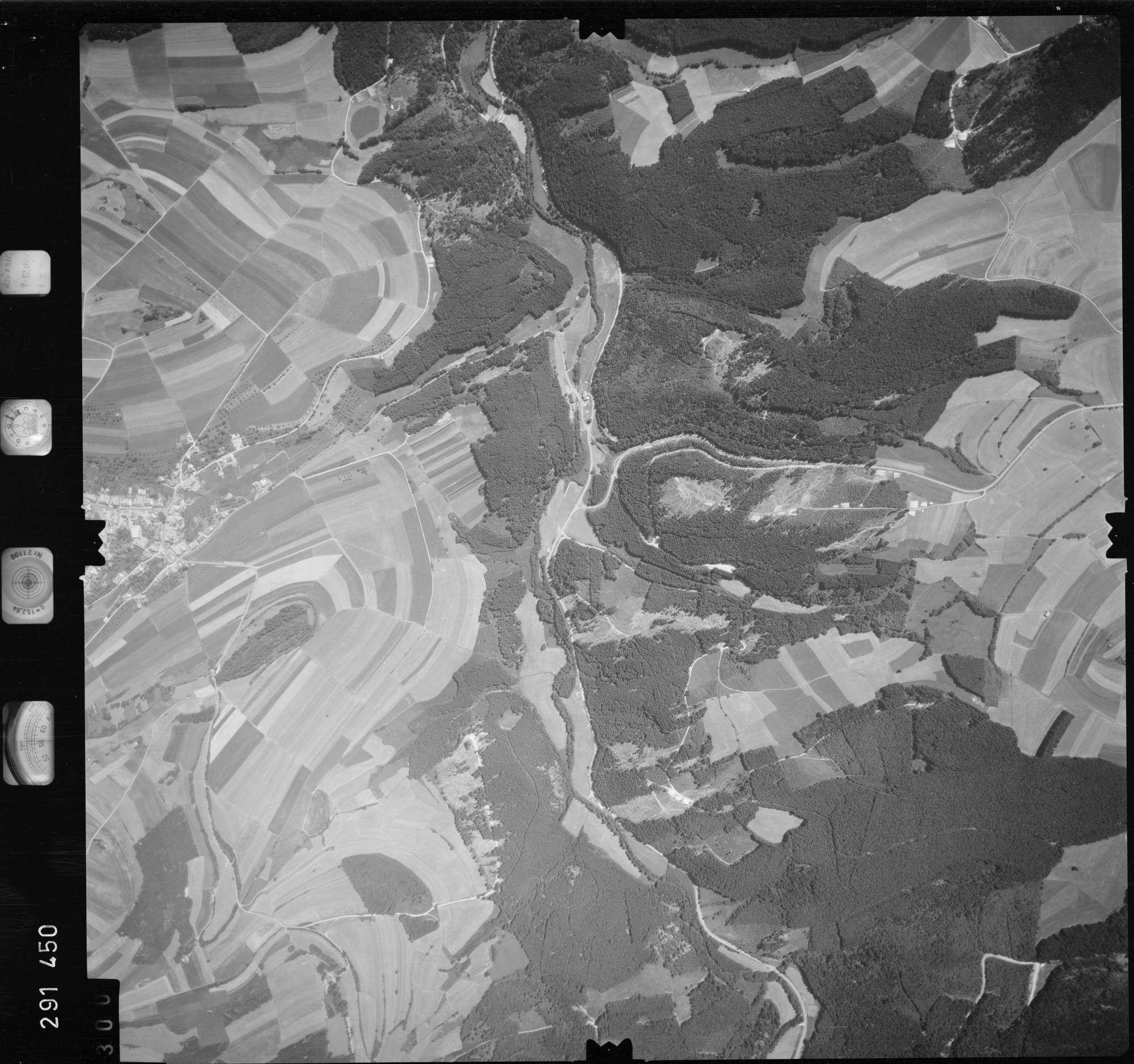 Luftbild: Film 68 Bildnr. 300, Bild 1