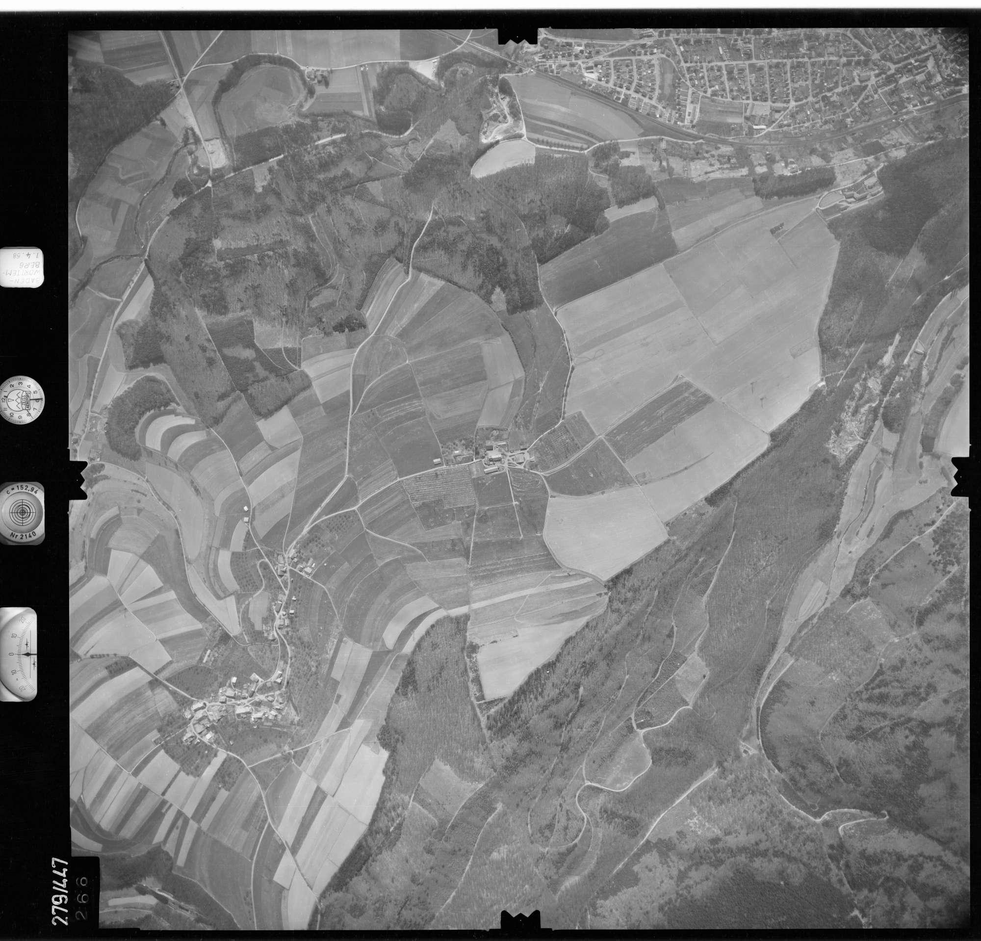 Luftbild: Film 78 Bildnr. 266, Bild 1
