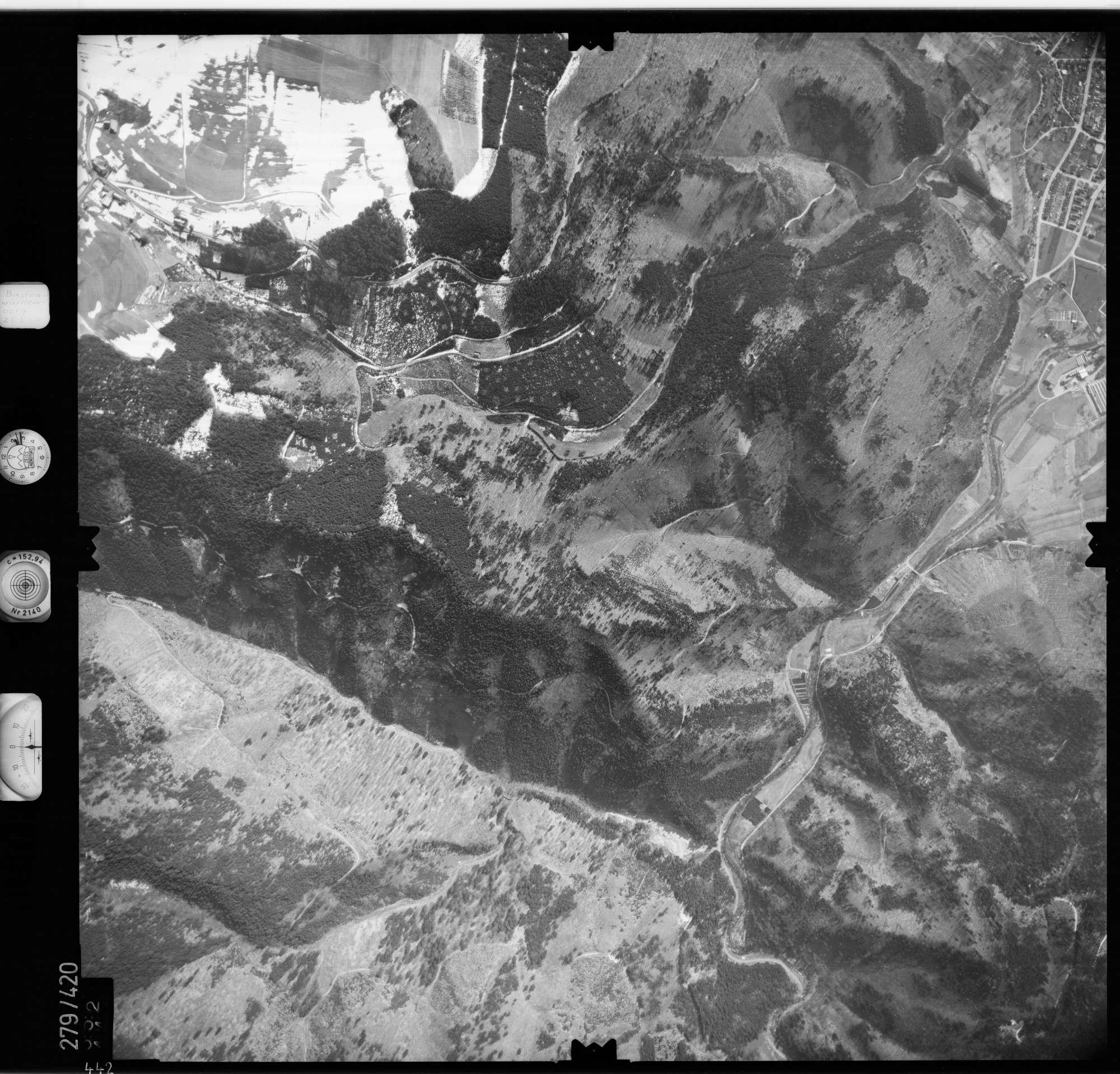 Luftbild: Film 71 Bildnr. 442, Bild 1