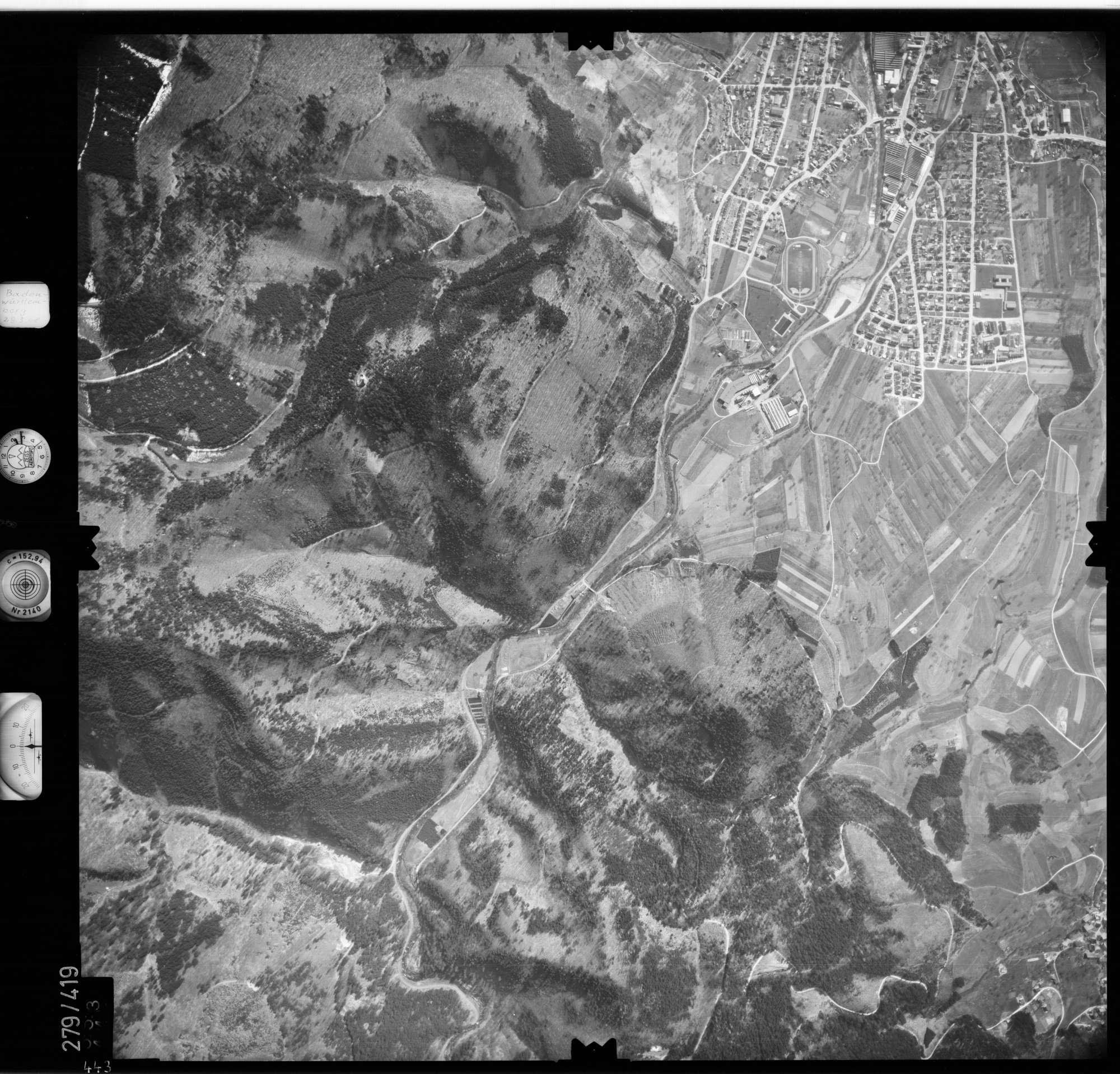Luftbild: Film 71 Bildnr. 443, Bild 1