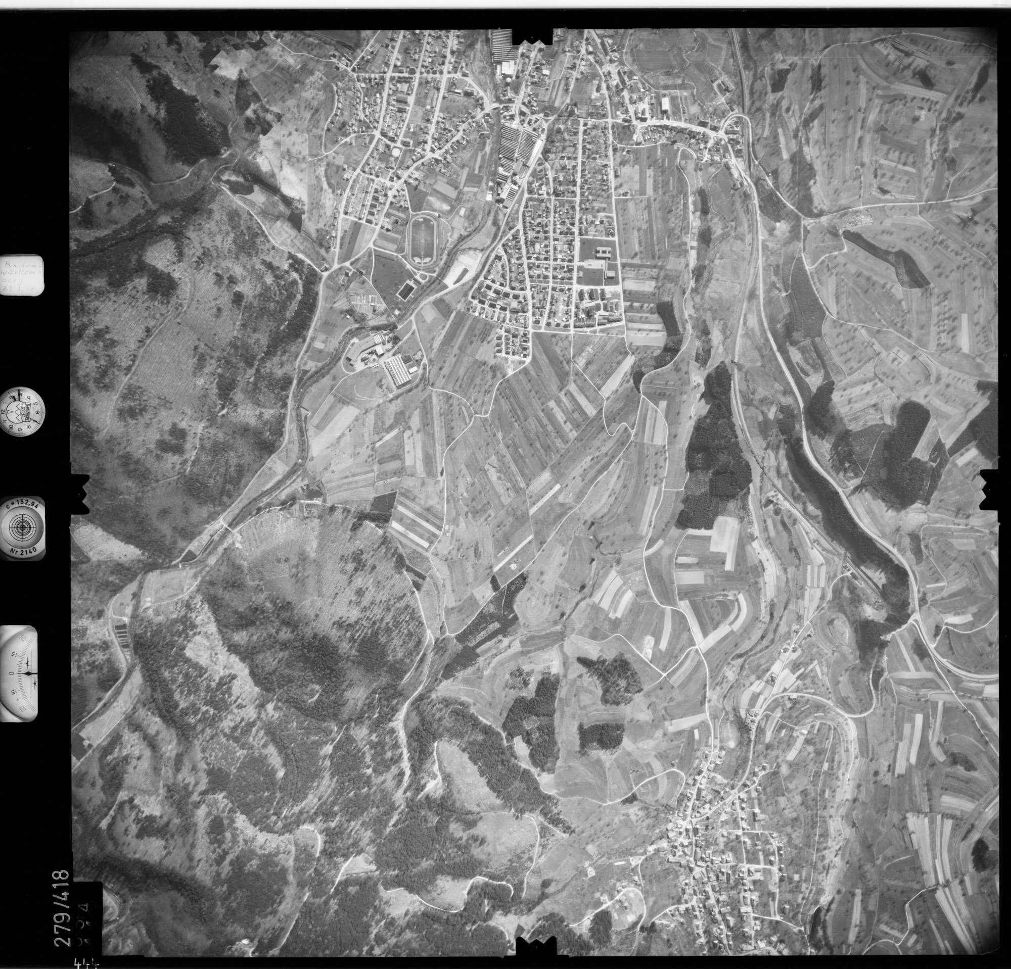 Luftbild: Film 71 Bildnr. 444, Bild 1