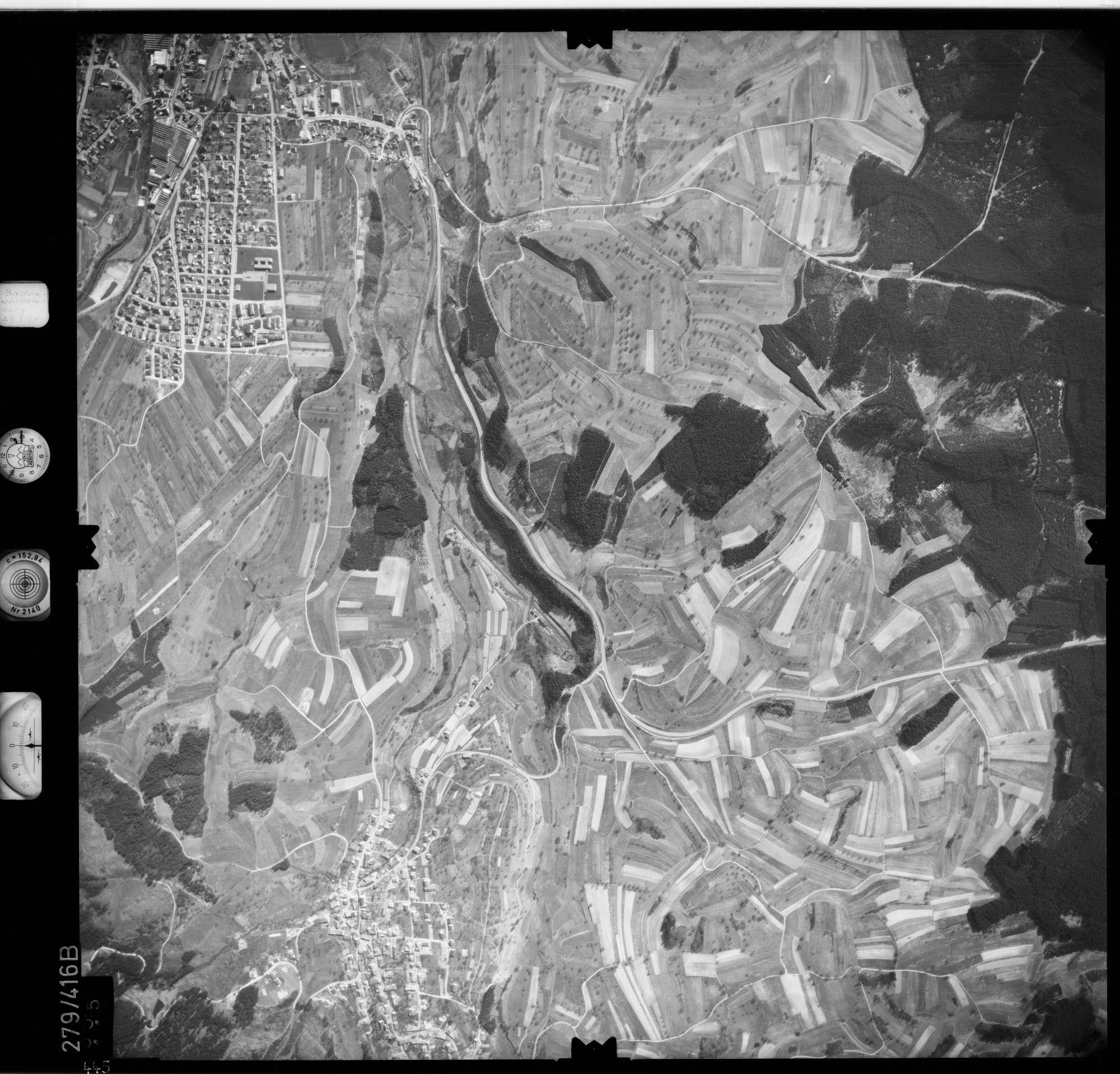 Luftbild: Film 71 Bildnr. 445, Bild 1
