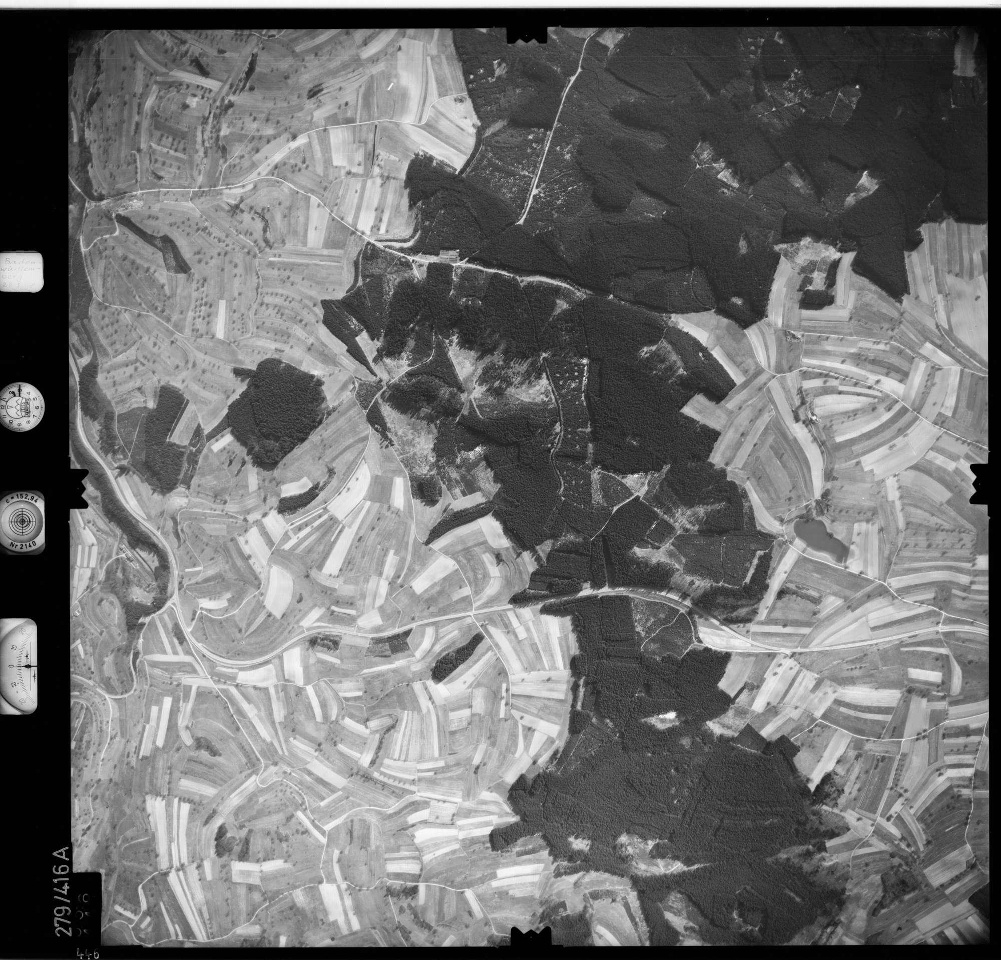 Luftbild: Film 71 Bildnr. 446, Bild 1