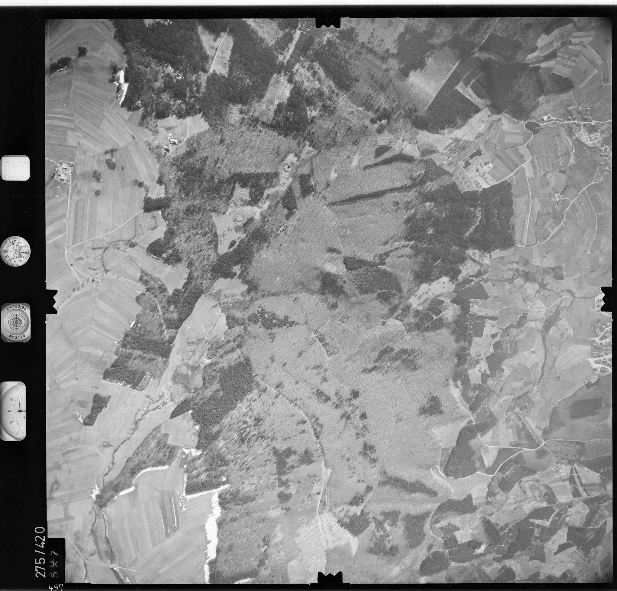 Luftbild: Film 71 Bildnr. 497, Bild 1