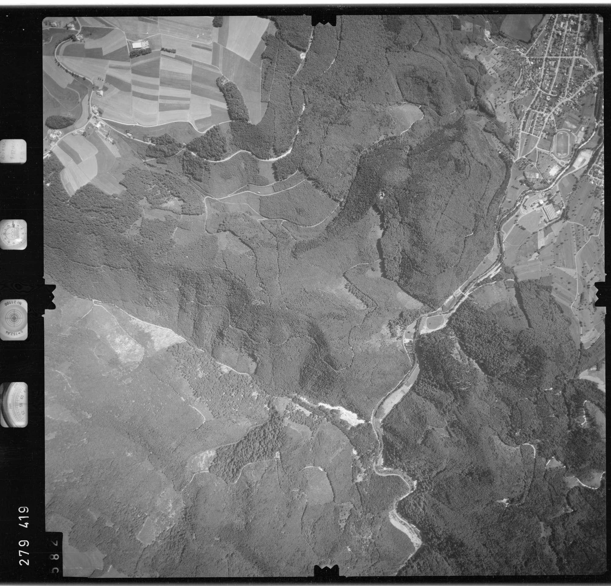 Luftbild: Film 72 Bildnr. 582, Bild 1