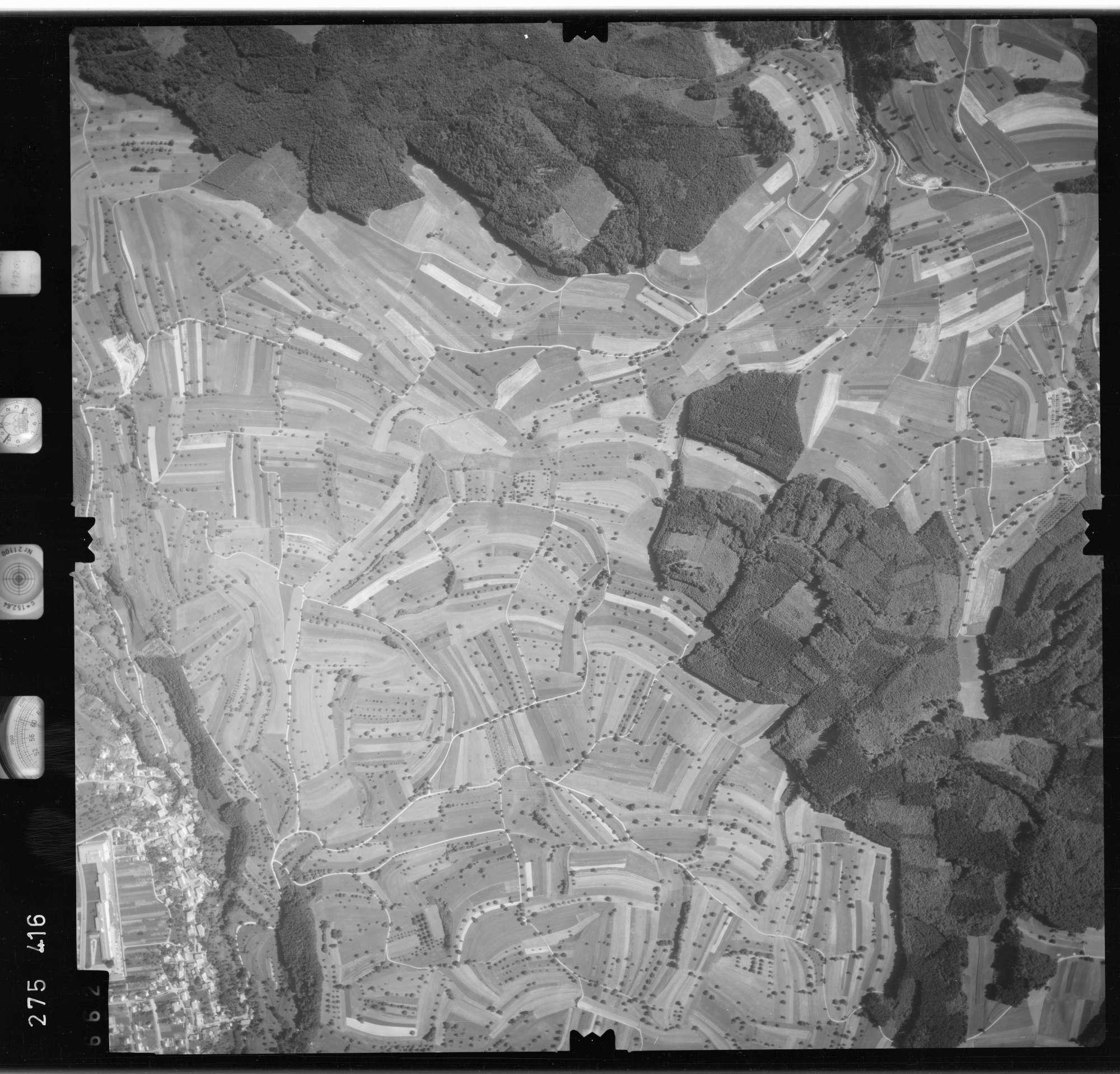 Luftbild: Film 77 Bildnr. 662, Bild 1