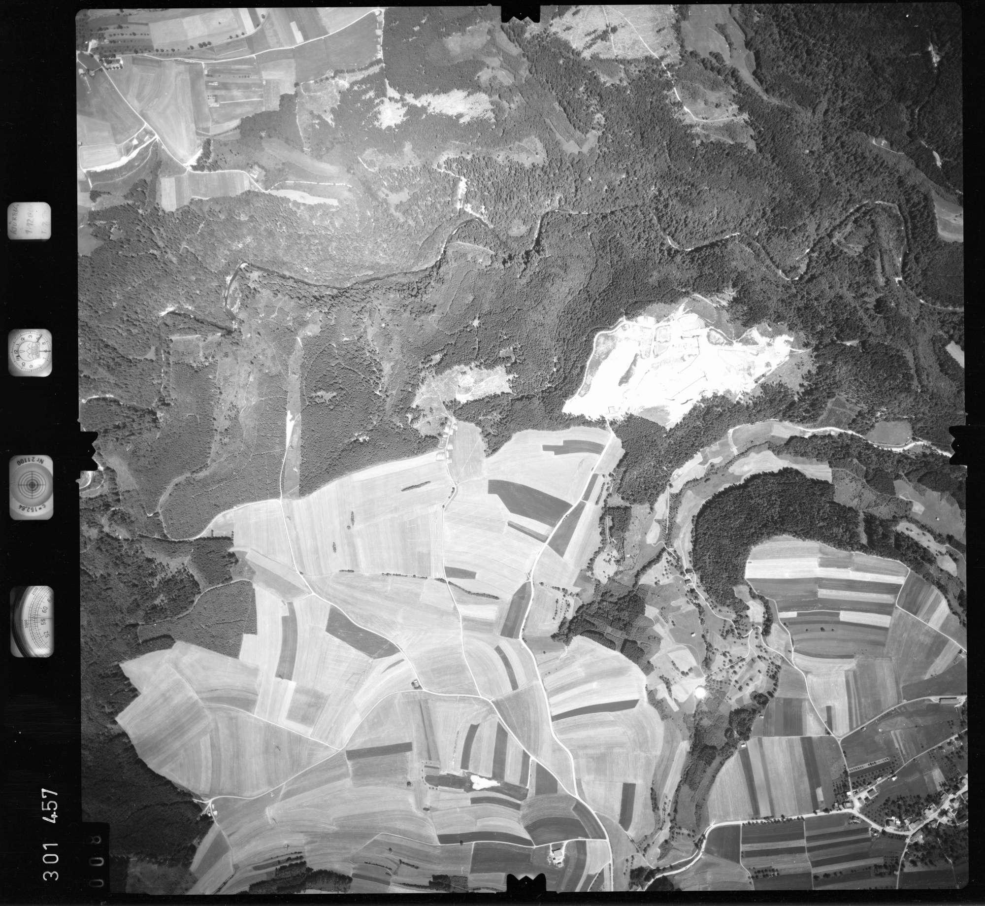 Luftbild: Film 55 Bildnr. 8, Bild 1