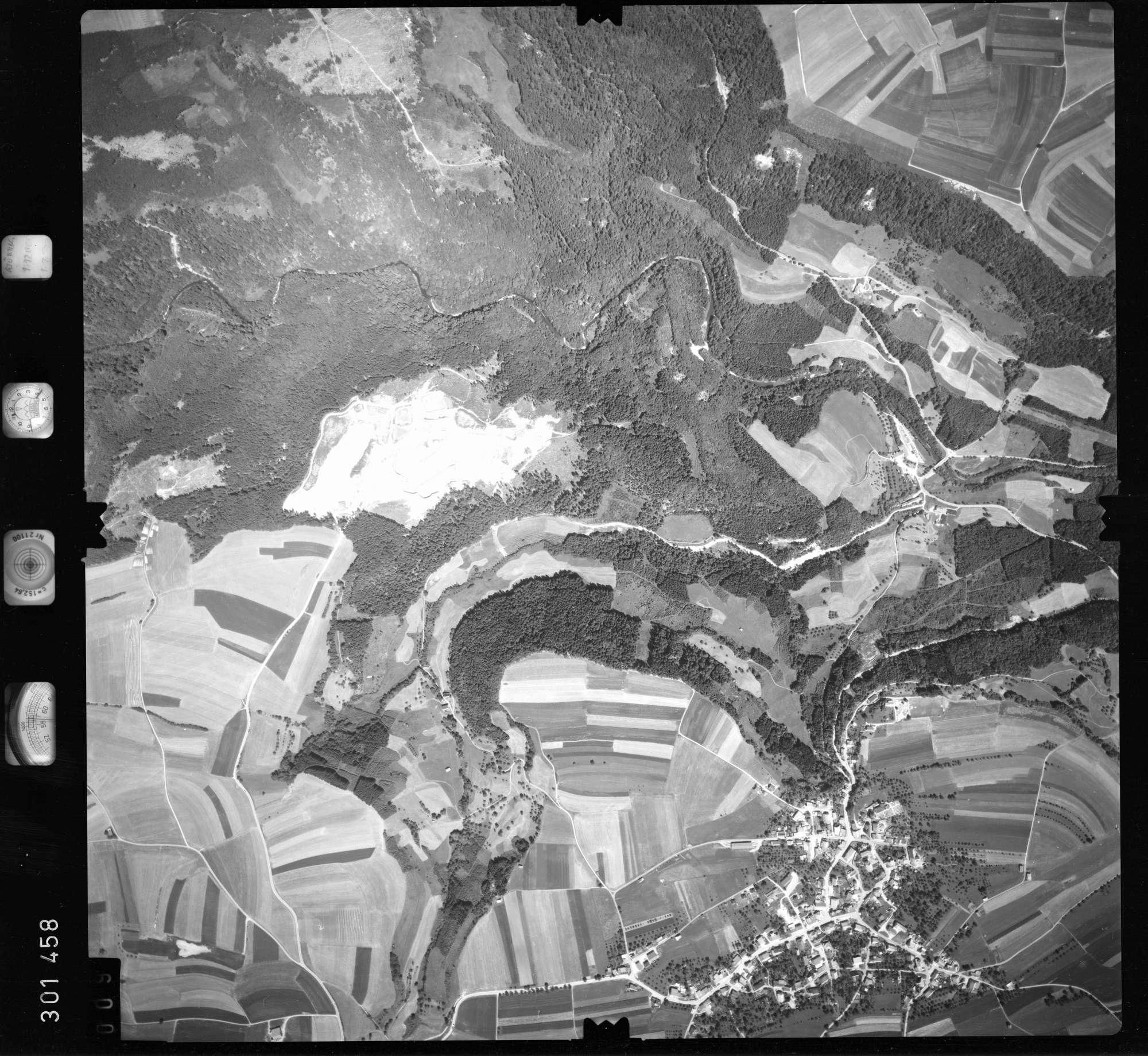 Luftbild: Film 55 Bildnr. 9, Bild 1