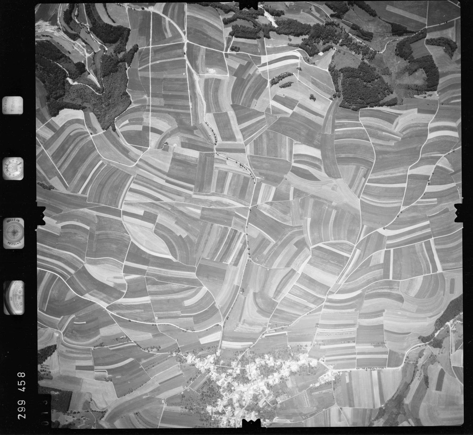 Luftbild: Film 55 Bildnr. 13, Bild 1