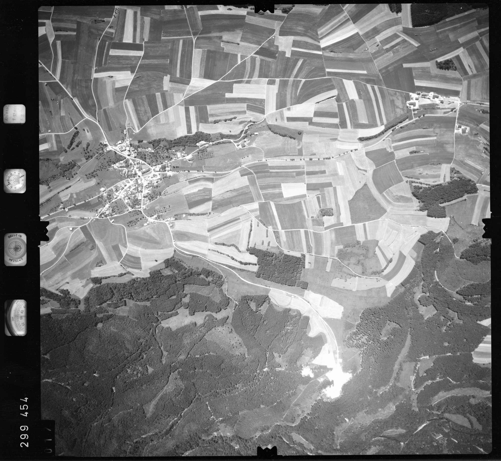 Luftbild: Film 55 Bildnr. 17, Bild 1