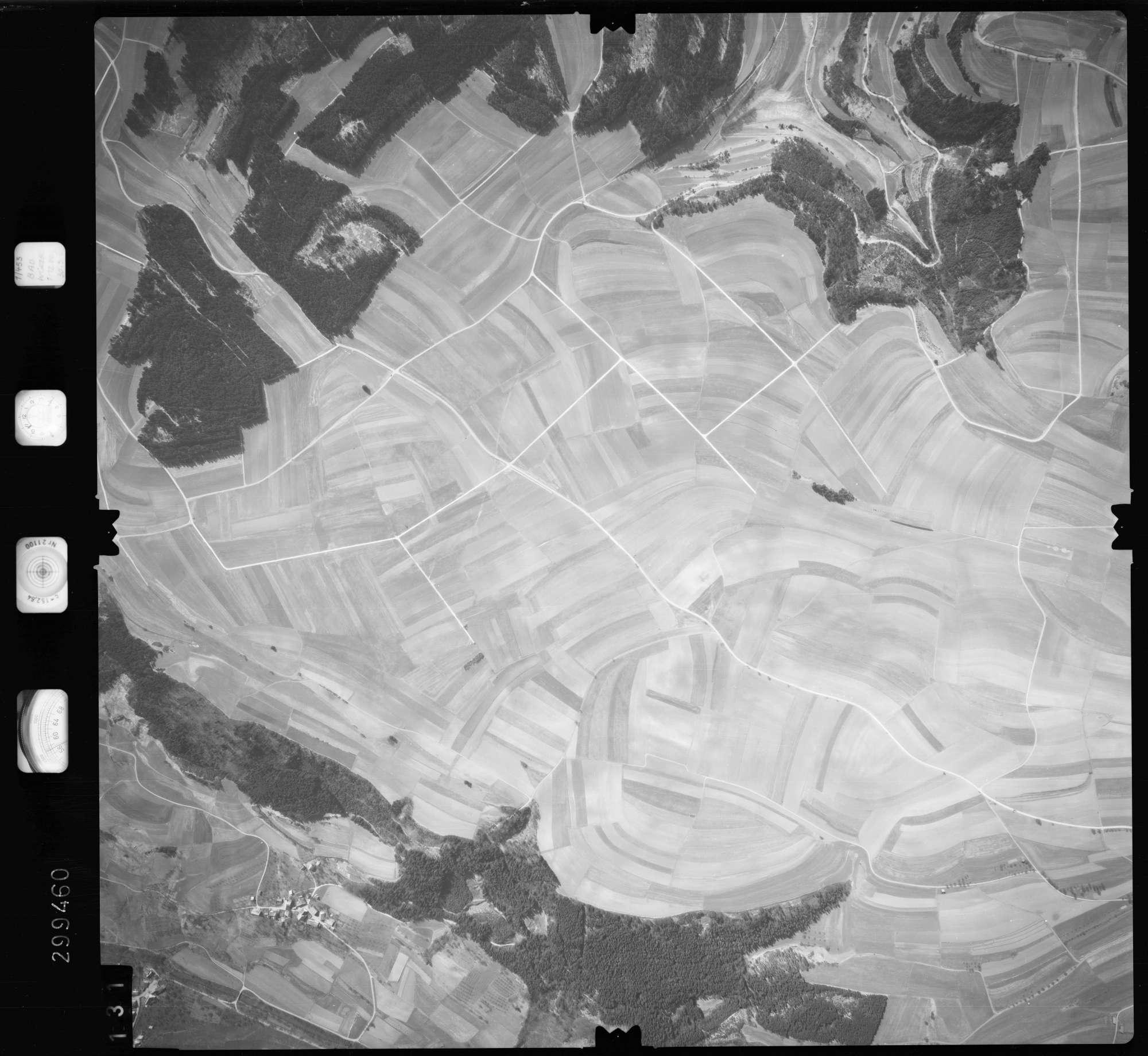 Luftbild: Film 66 Bildnr. 131, Bild 1
