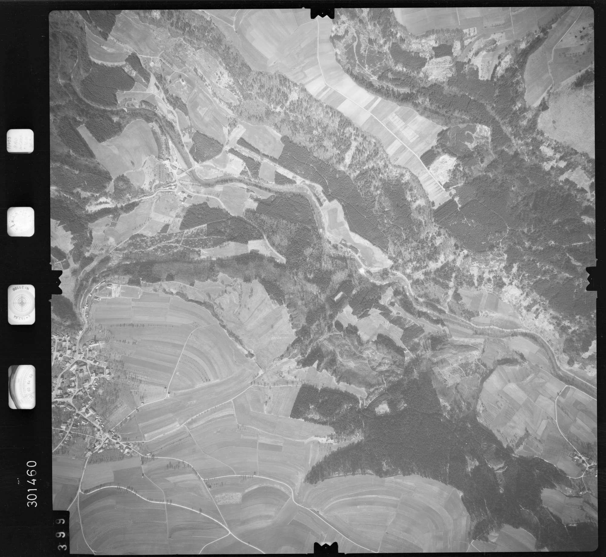 Luftbild: Film 69 Bildnr. 399, Bild 1