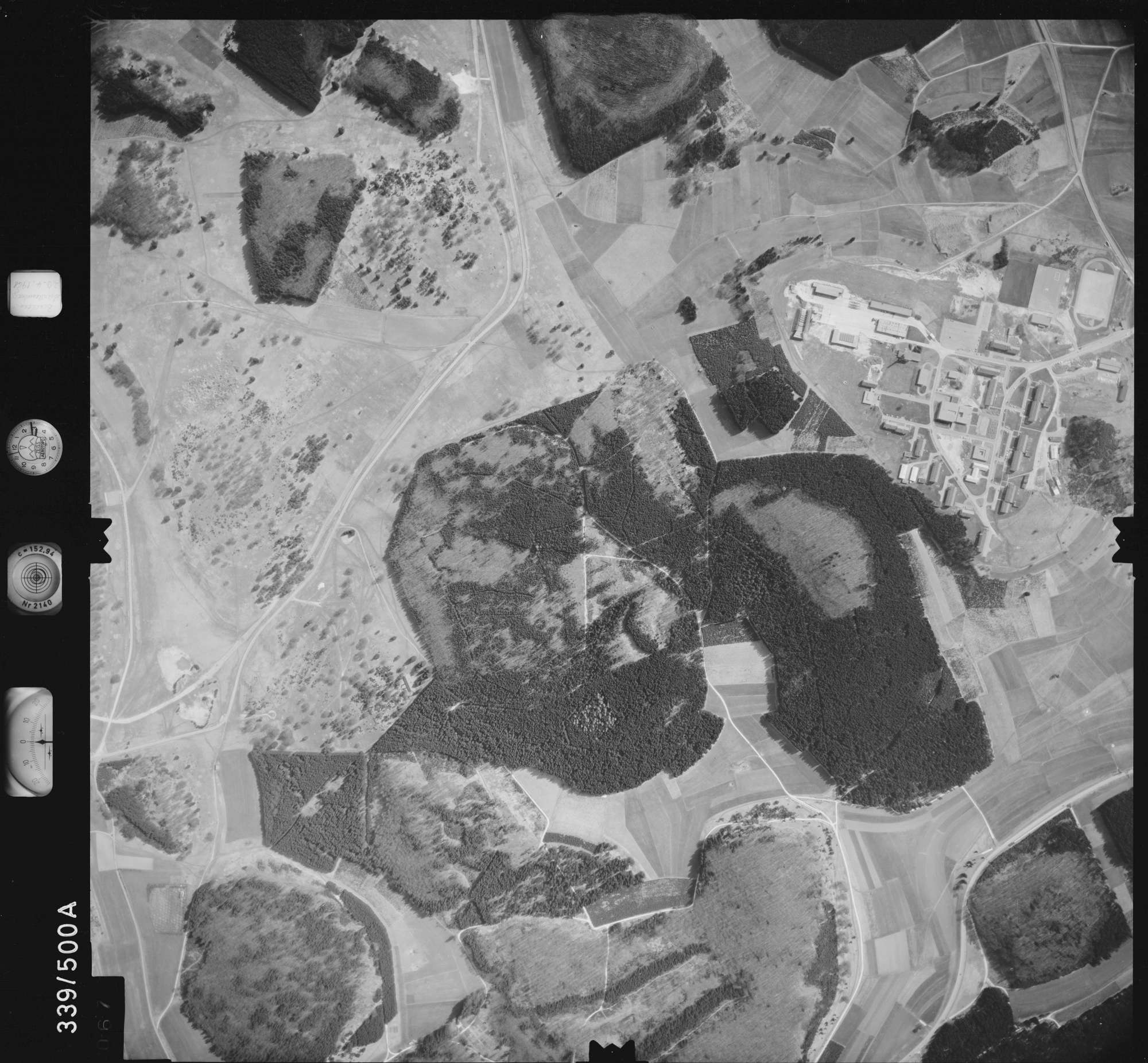 Luftbild: Film 18 Bildnr. 67, Bild 1