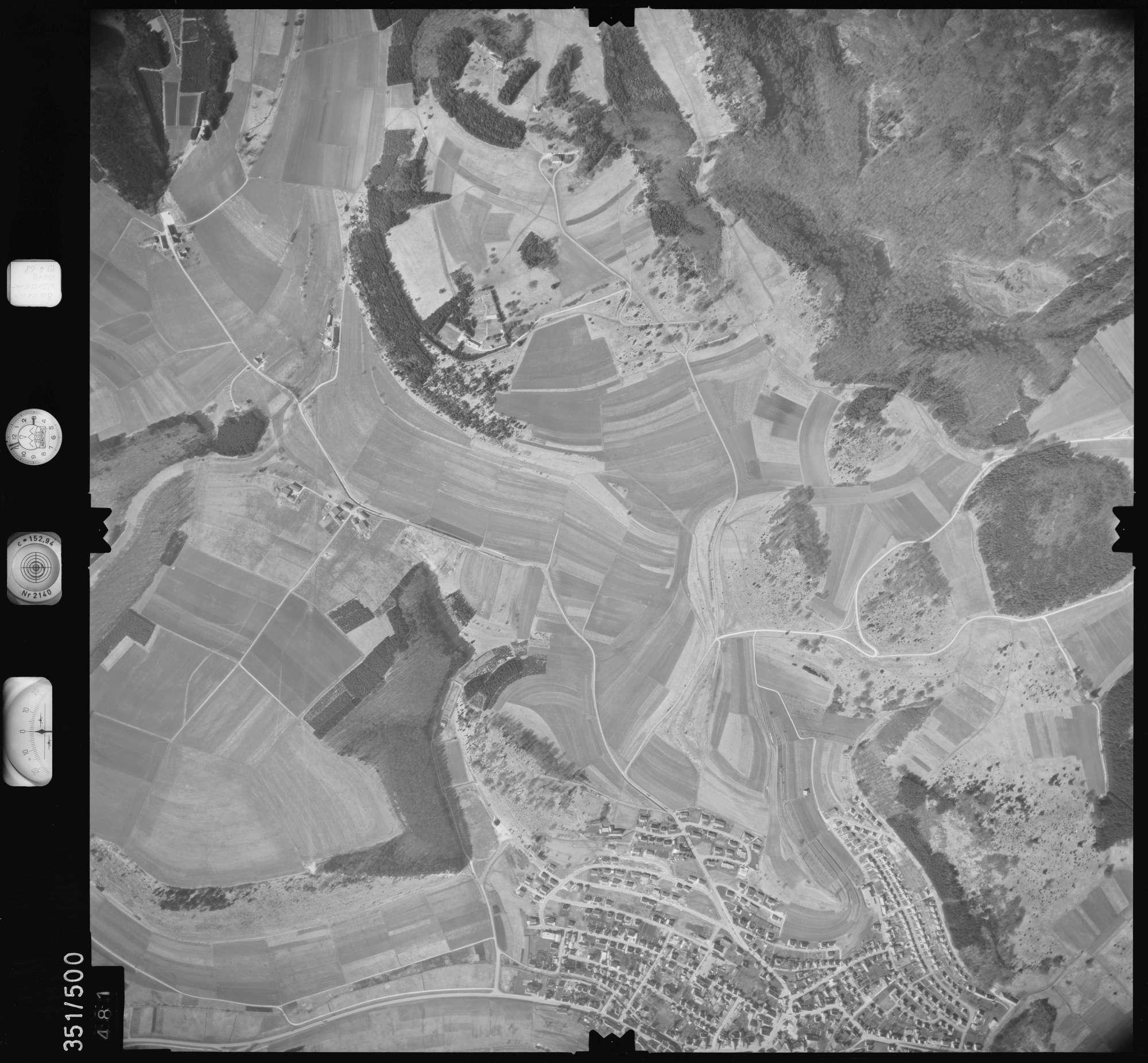 Luftbild: Film 41 Bildnr. 481, Bild 1