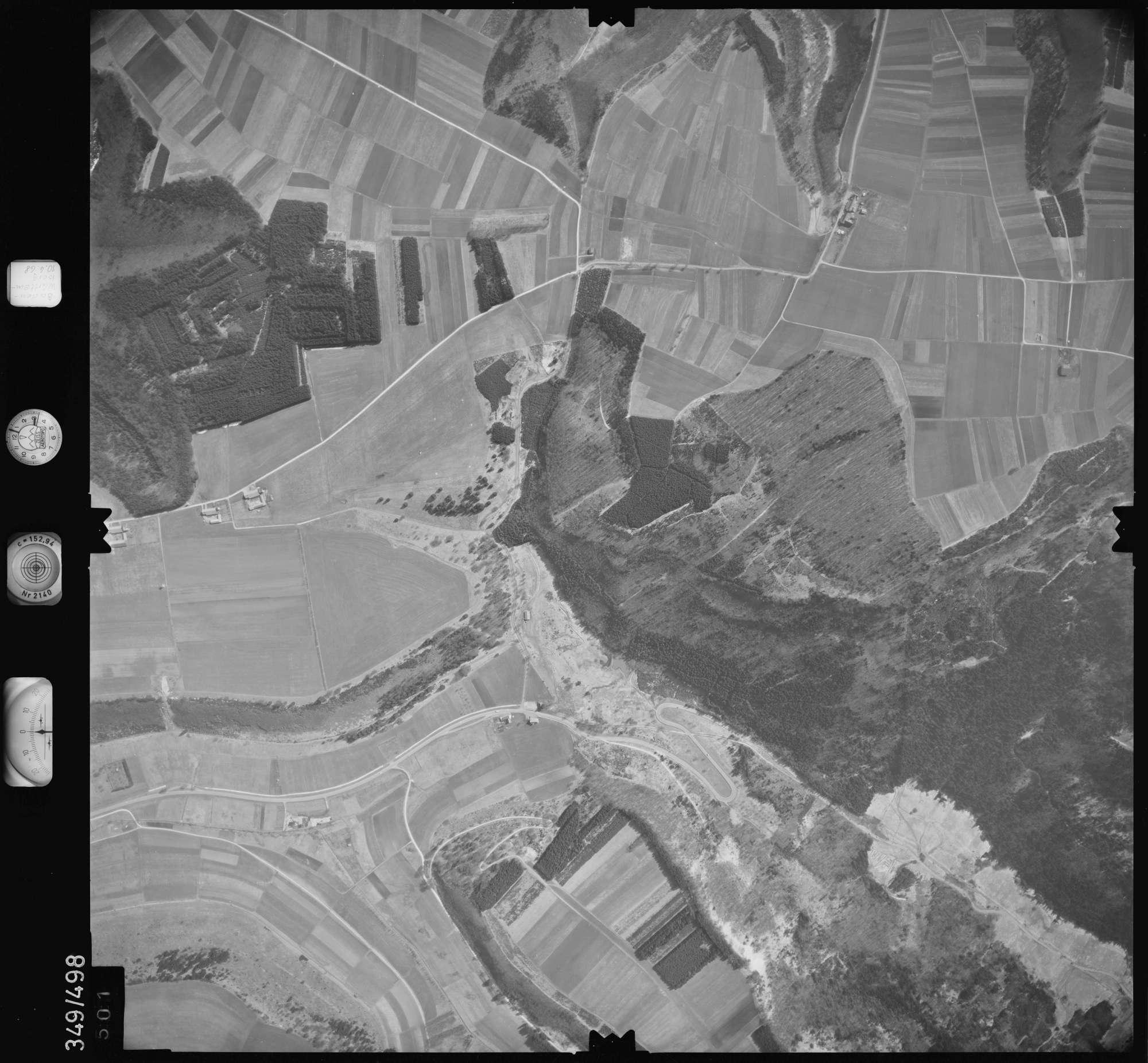 Luftbild: Film 41 Bildnr. 501, Bild 1