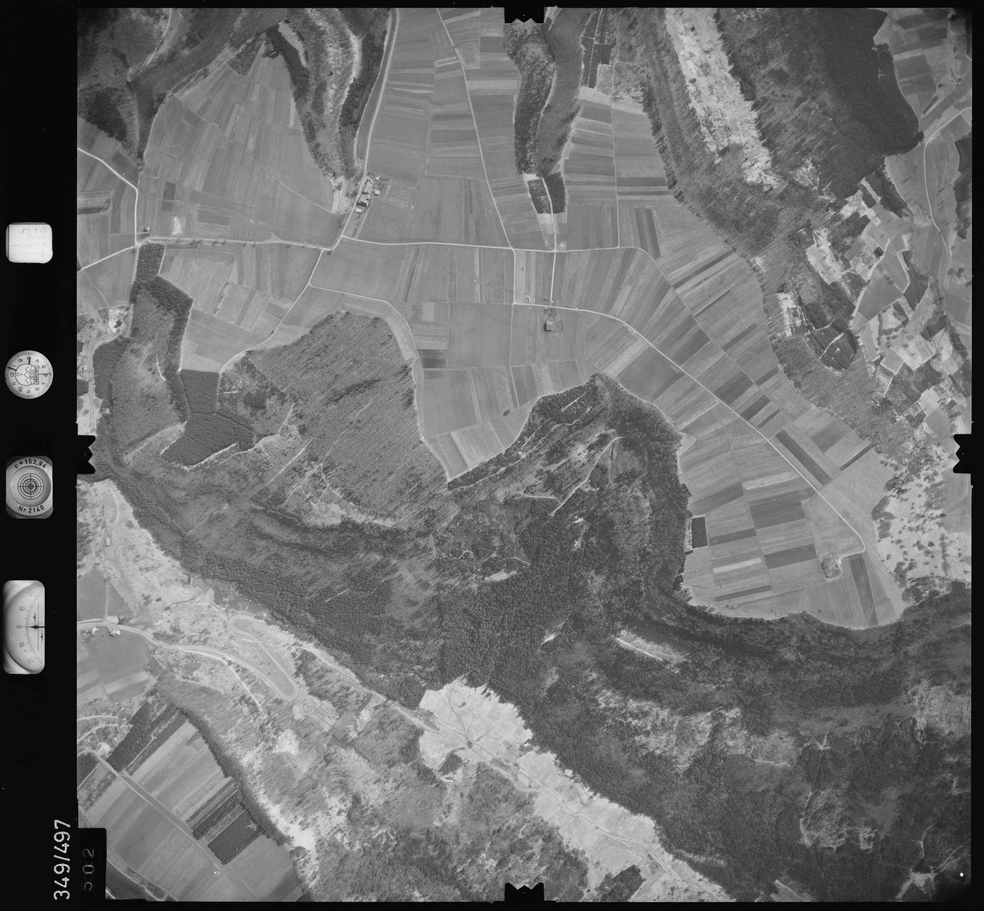 Luftbild: Film 41 Bildnr. 502, Bild 1