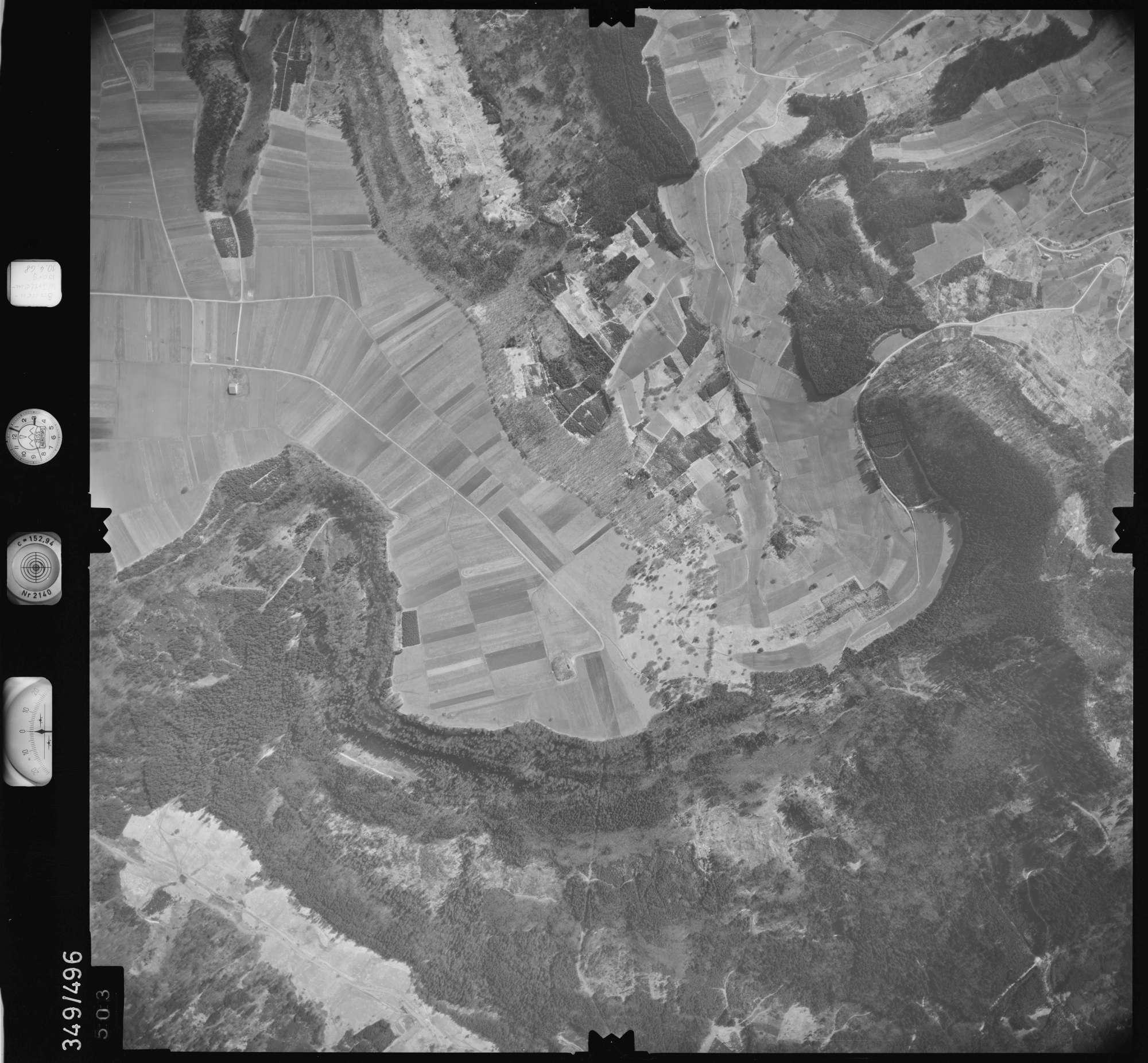 Luftbild: Film 41 Bildnr. 503, Bild 1
