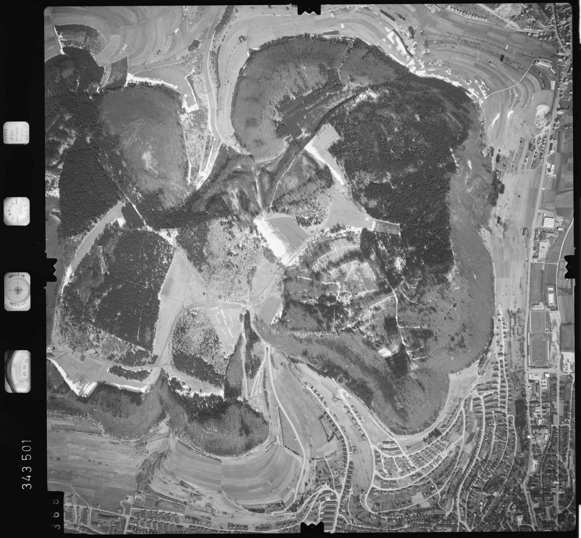 Luftbild: Film 46 Bildnr. 368, Bild 1