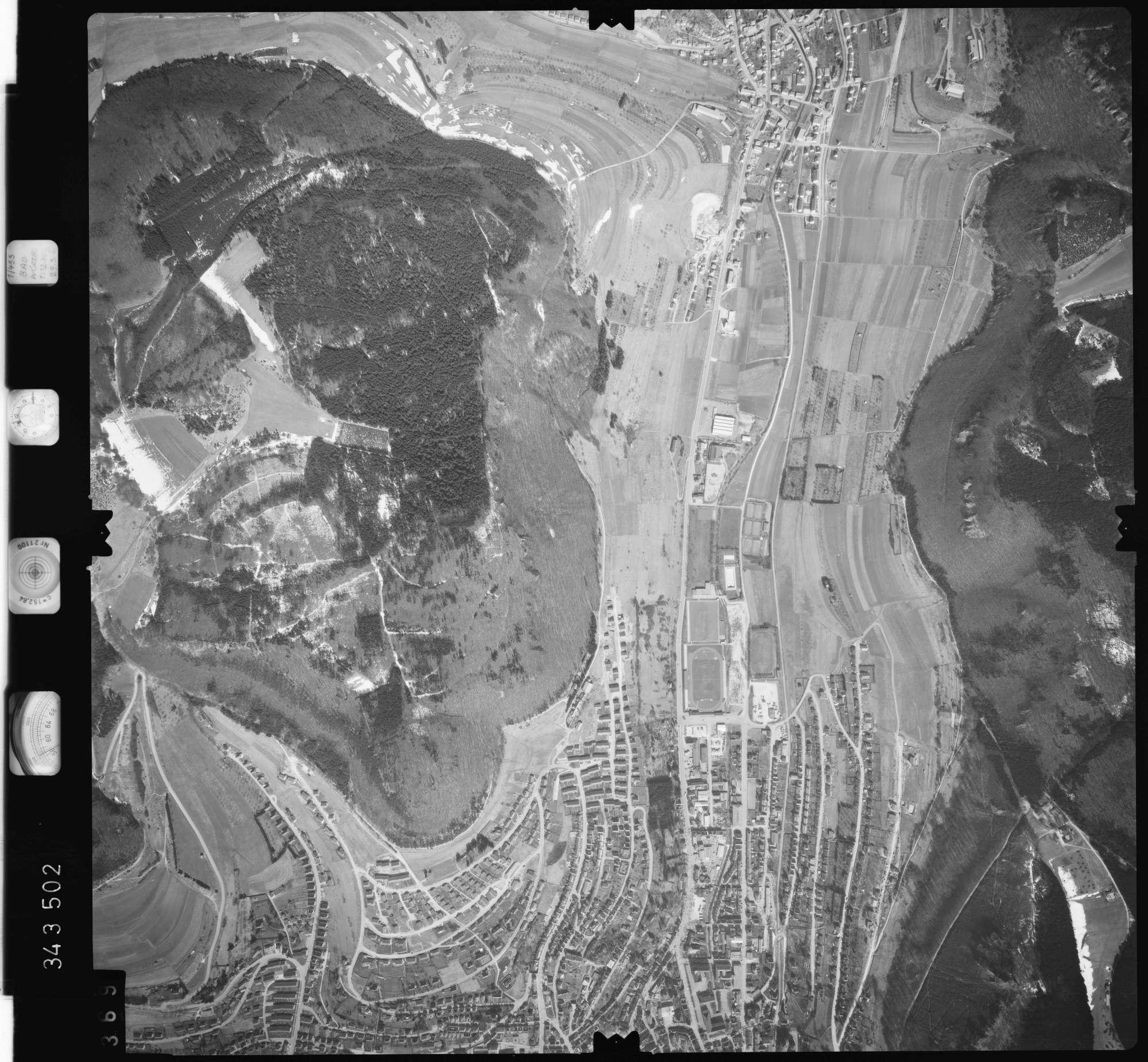 Luftbild: Film 46 Bildnr. 369, Bild 1