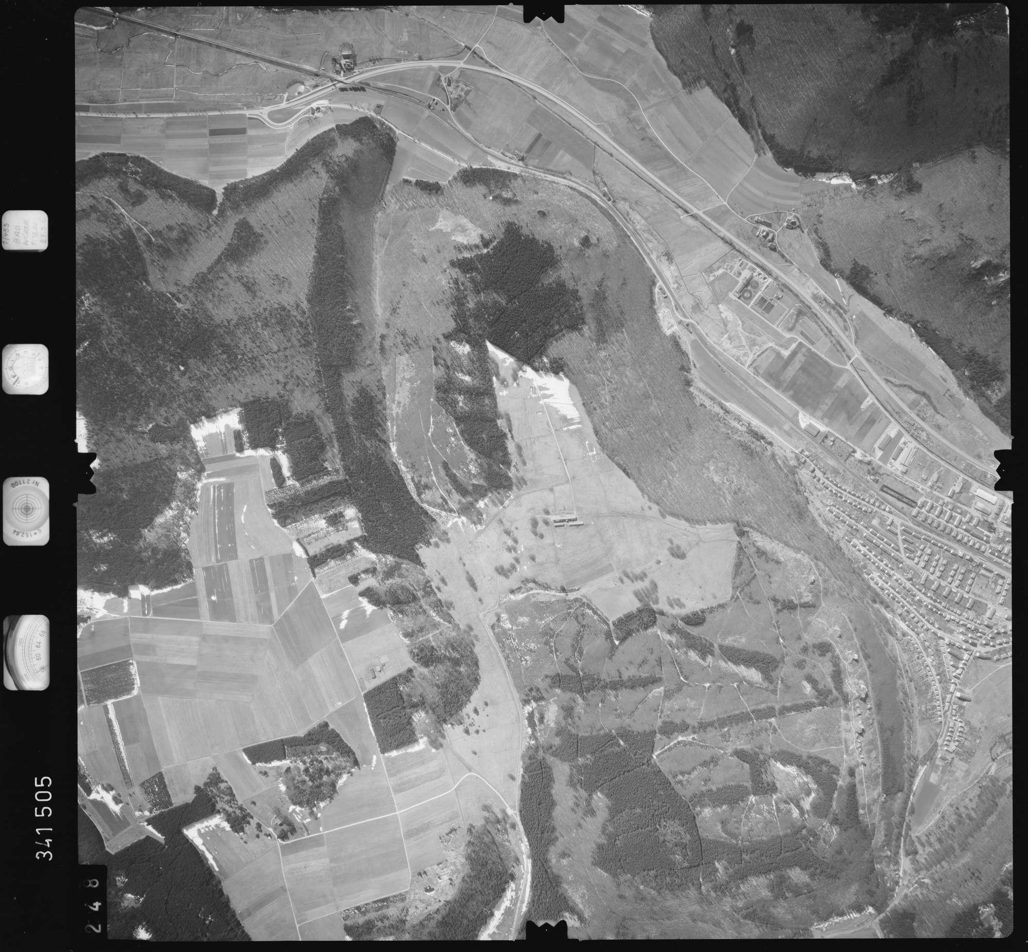 Luftbild: Film 50 Bildnr. 248, Bild 1