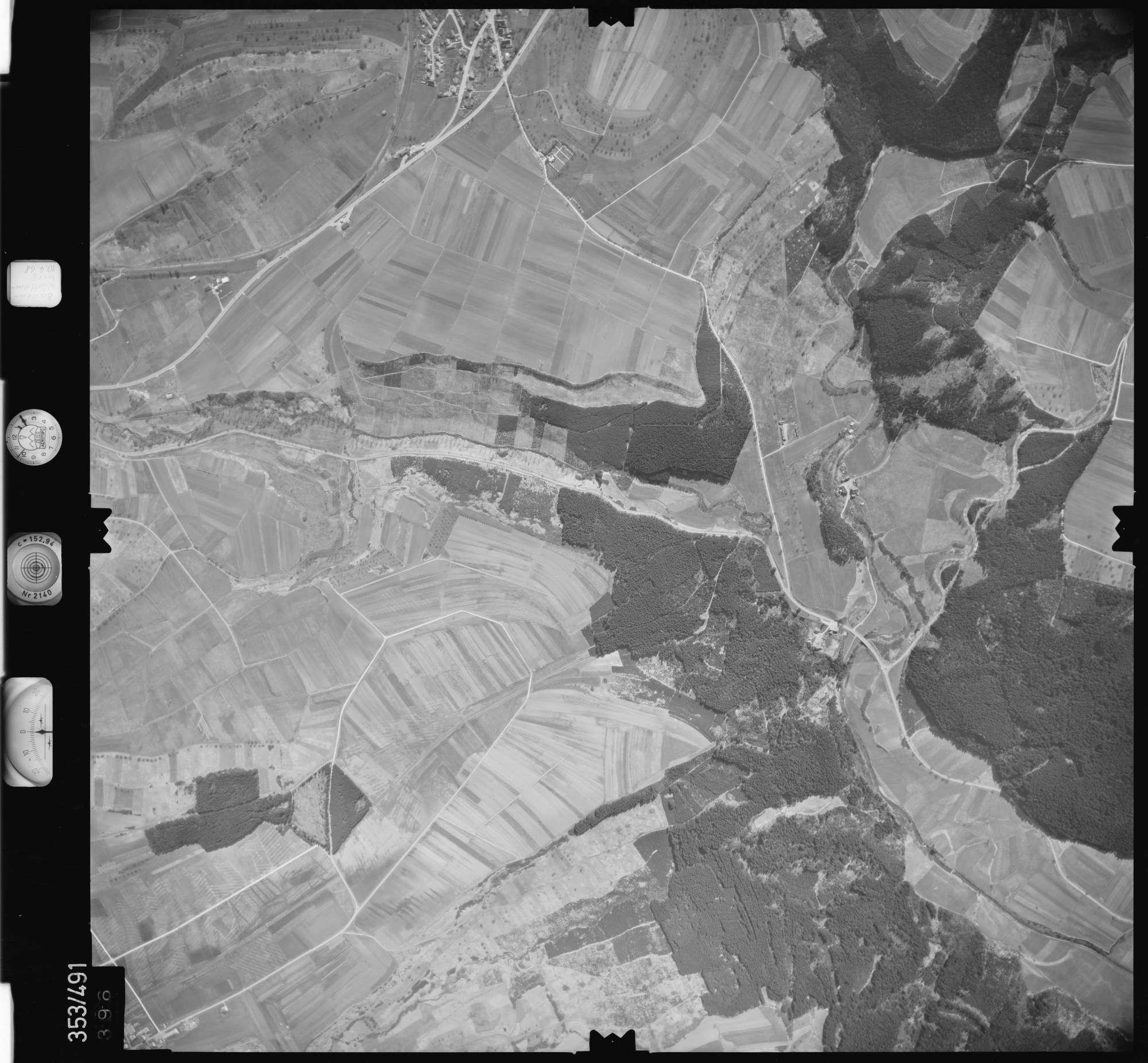 Luftbild: Film 41 Bildnr. 396, Bild 1