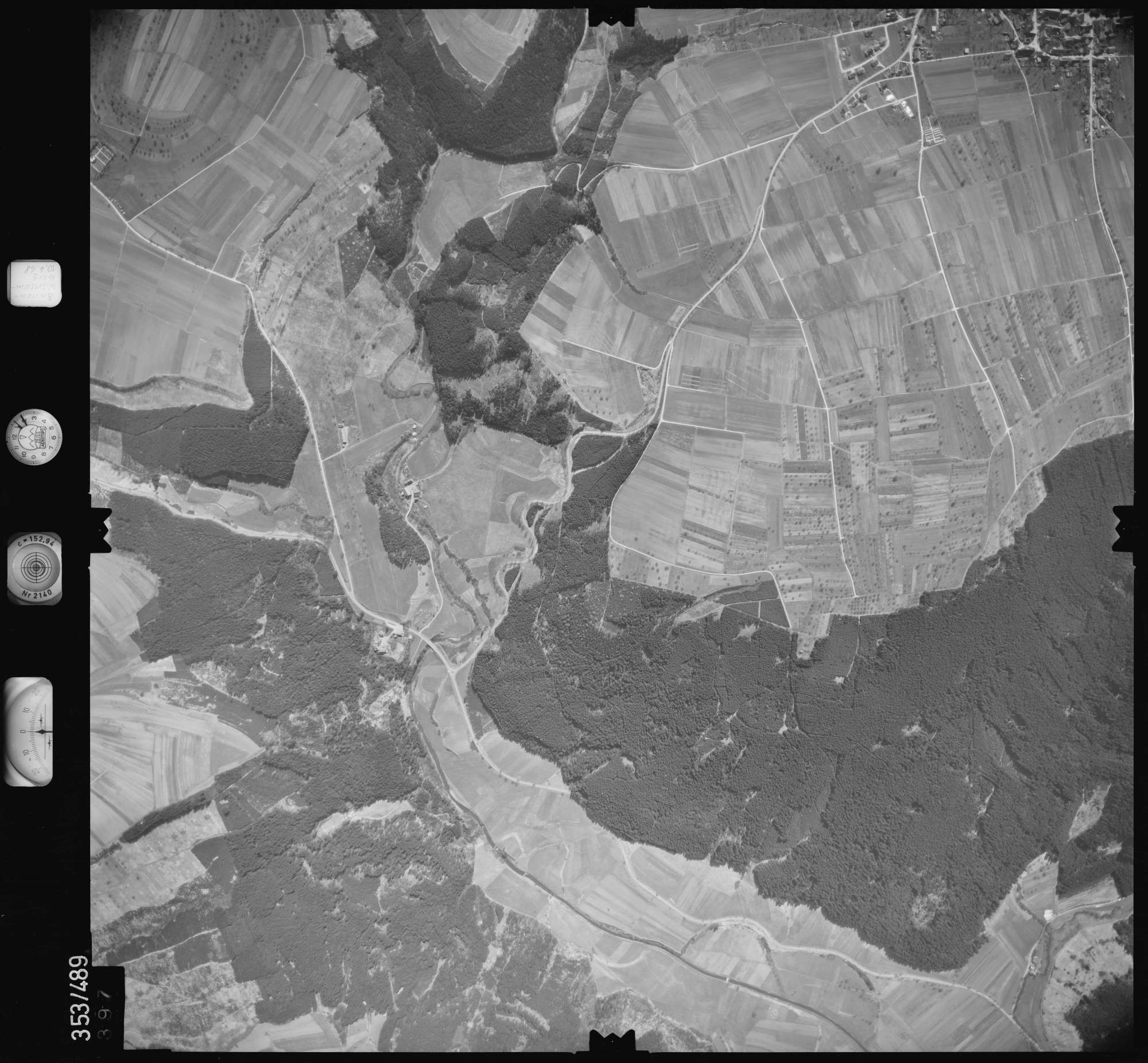 Luftbild: Film 41 Bildnr. 397, Bild 1