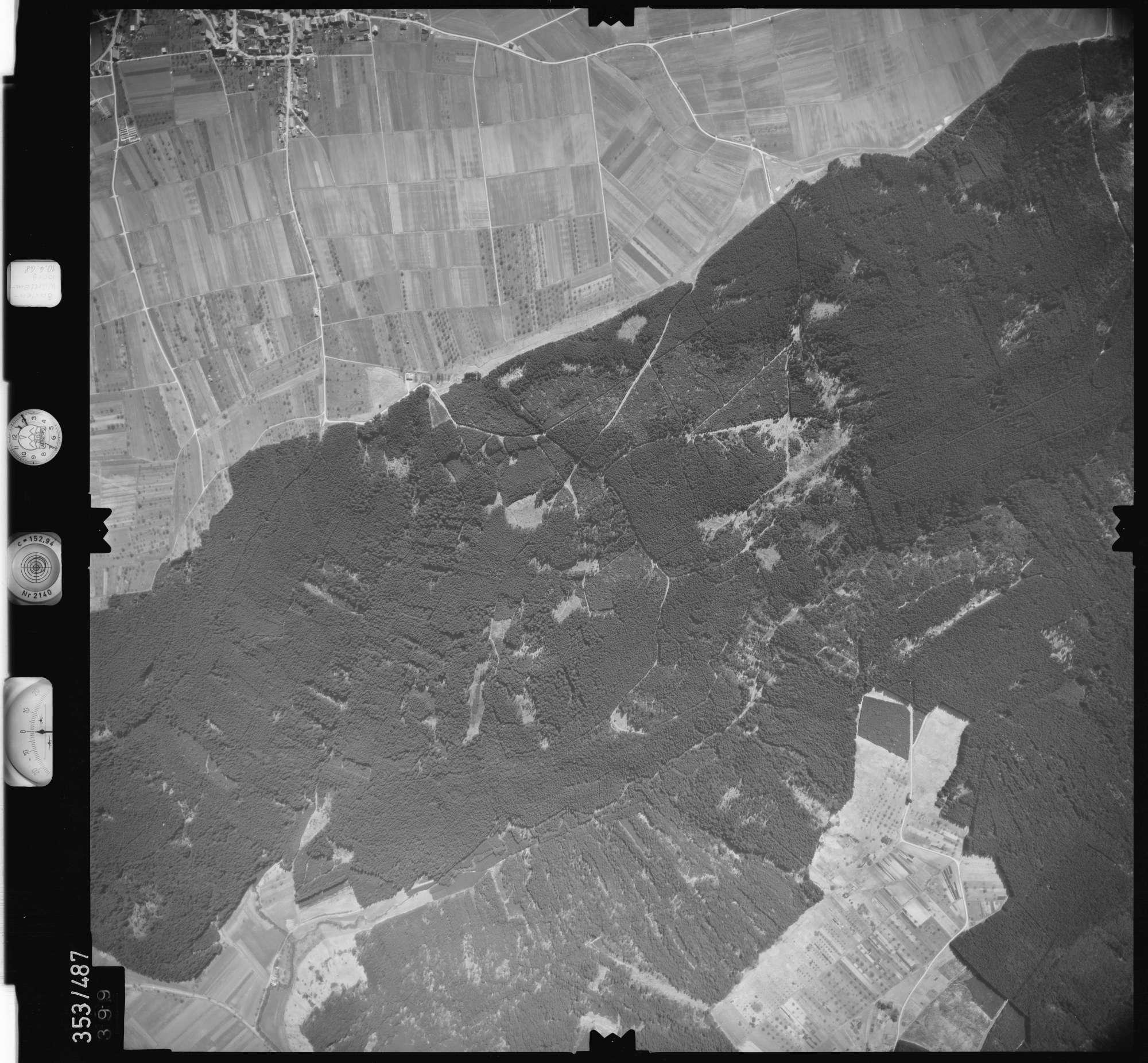 Luftbild: Film 41 Bildnr. 399, Bild 1