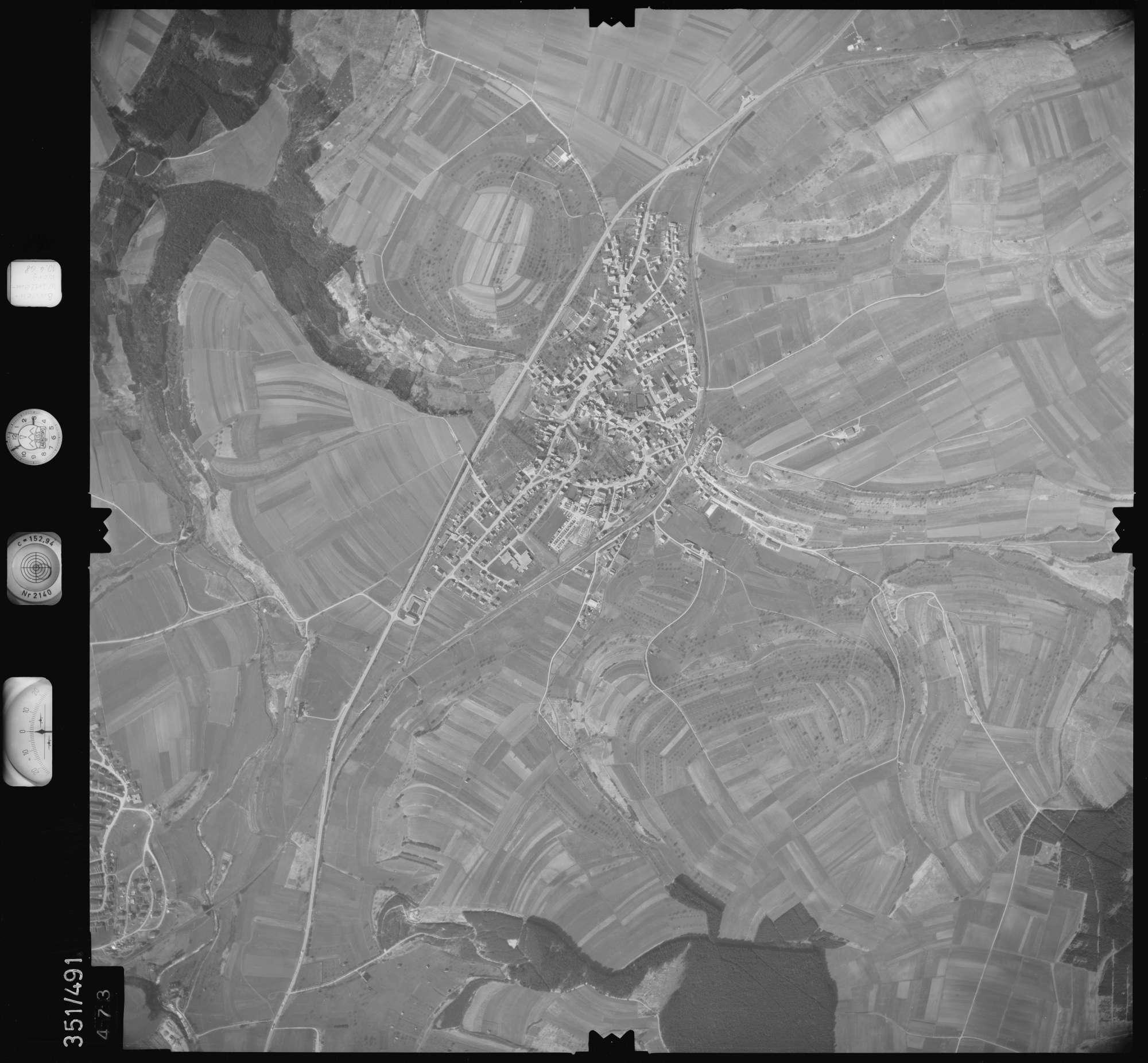 Luftbild: Film 41 Bildnr. 473, Bild 1