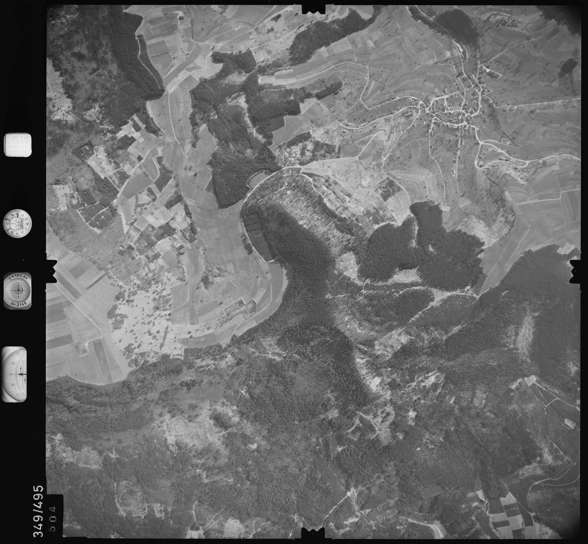 Luftbild: Film 41 Bildnr. 504, Bild 1