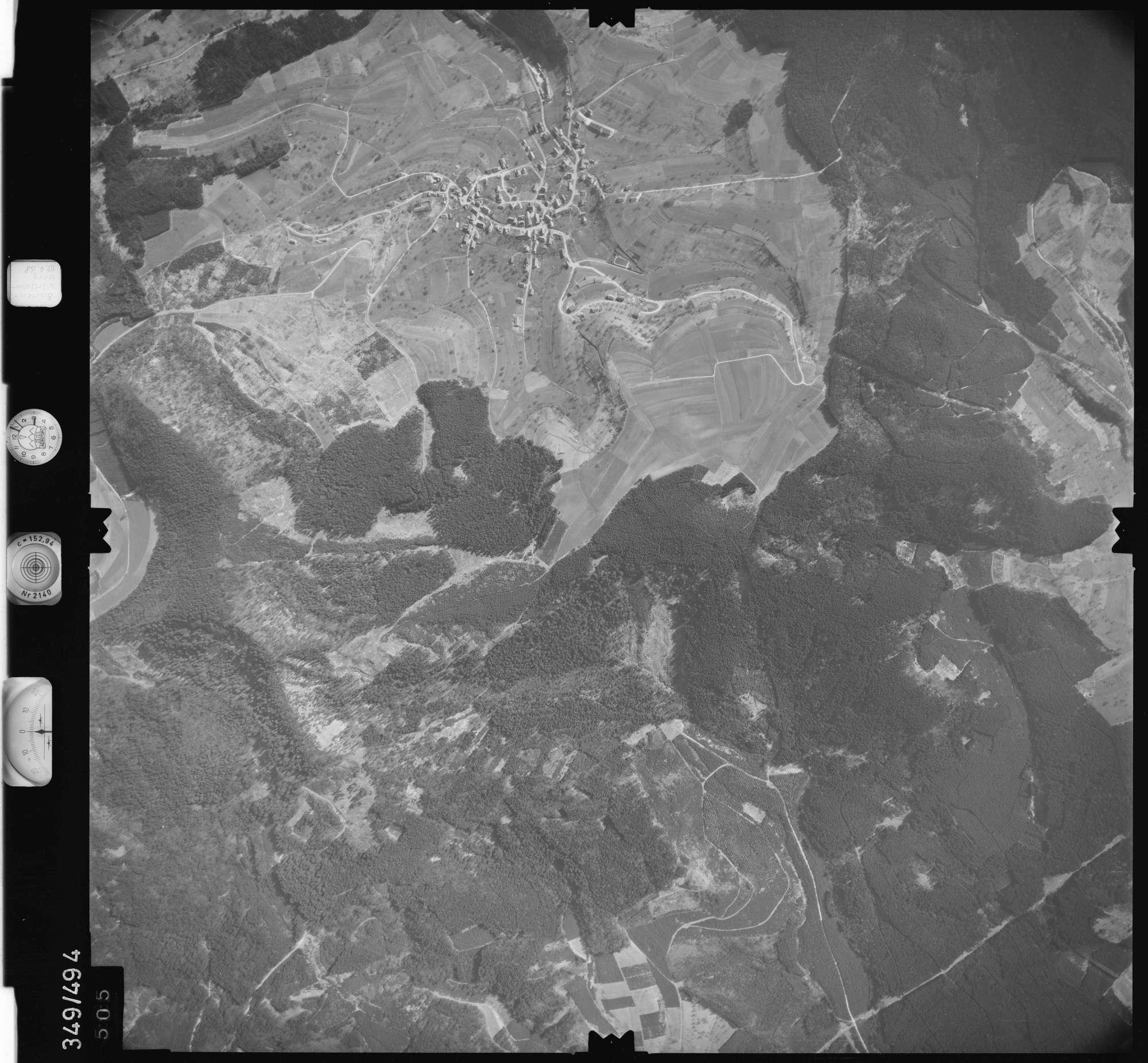 Luftbild: Film 41 Bildnr. 505, Bild 1