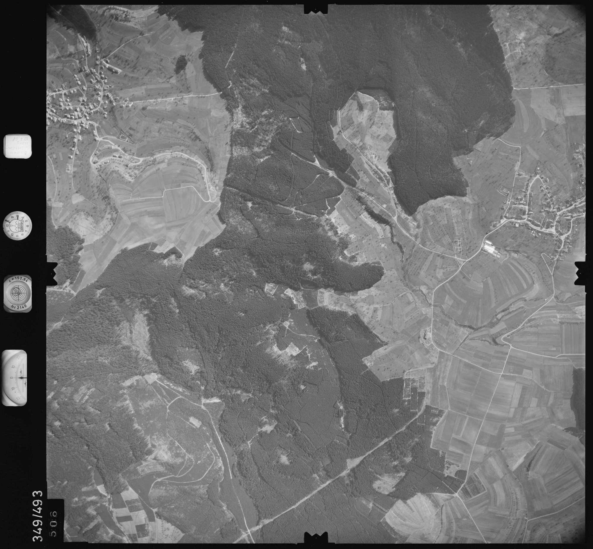Luftbild: Film 41 Bildnr. 506, Bild 1