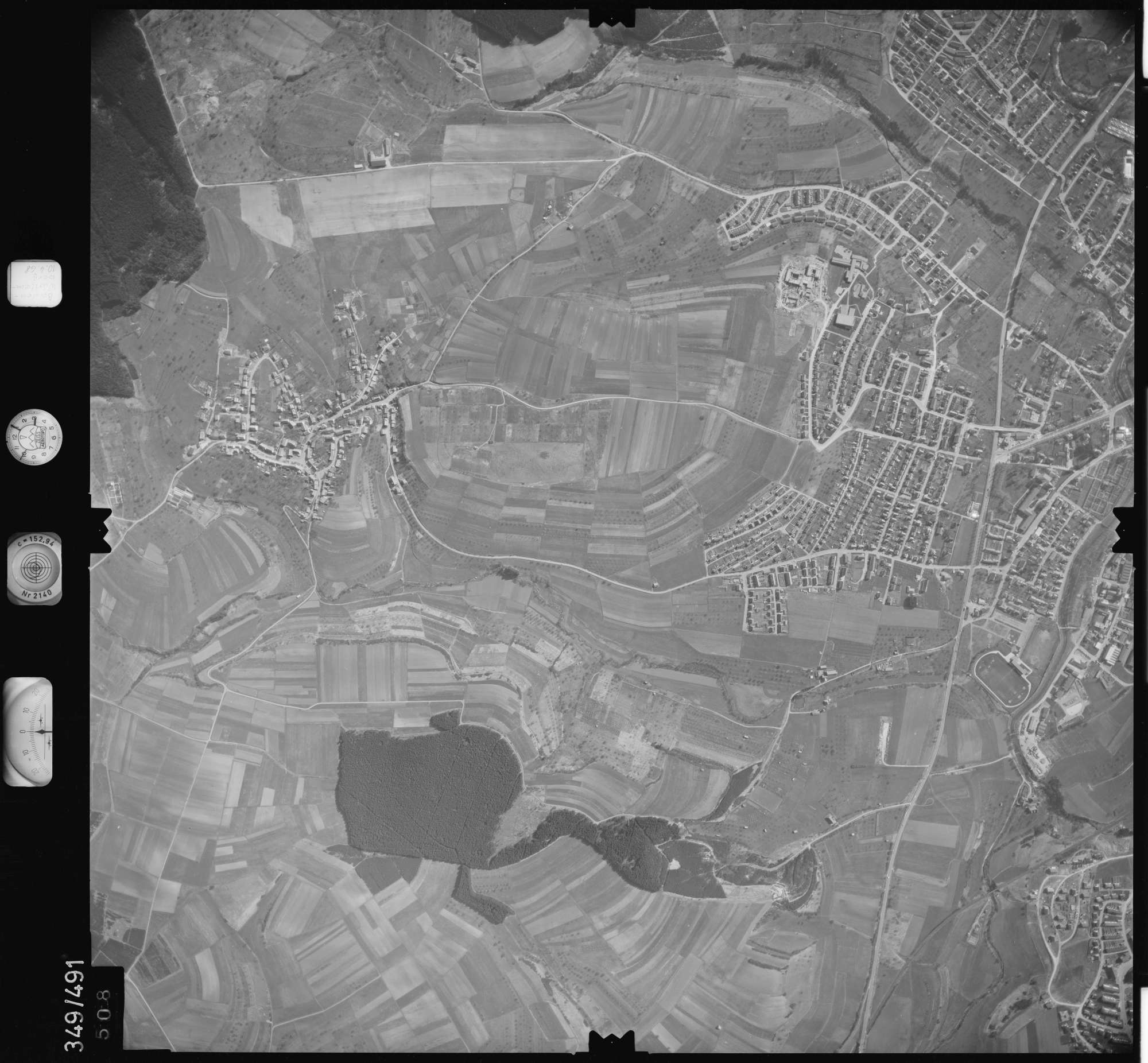 Luftbild: Film 41 Bildnr. 508, Bild 1